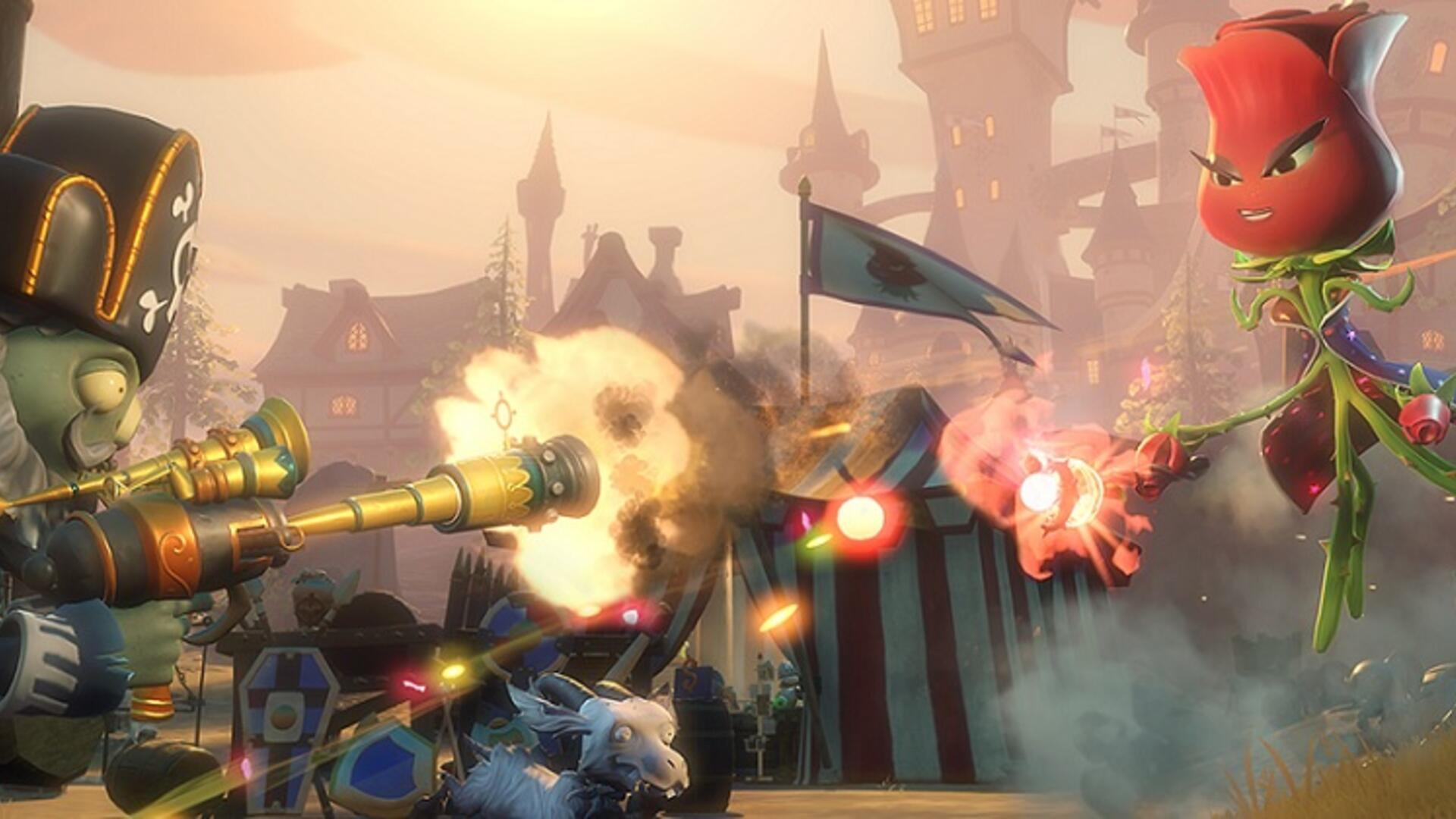 Plants vs. Zombies: Garden Warfare 2 Xbox One Review: More Expansion than Sequel