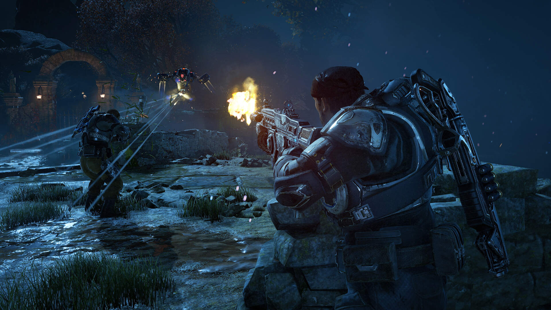 Gears of War 4 Xbox One Review: Switching Gears