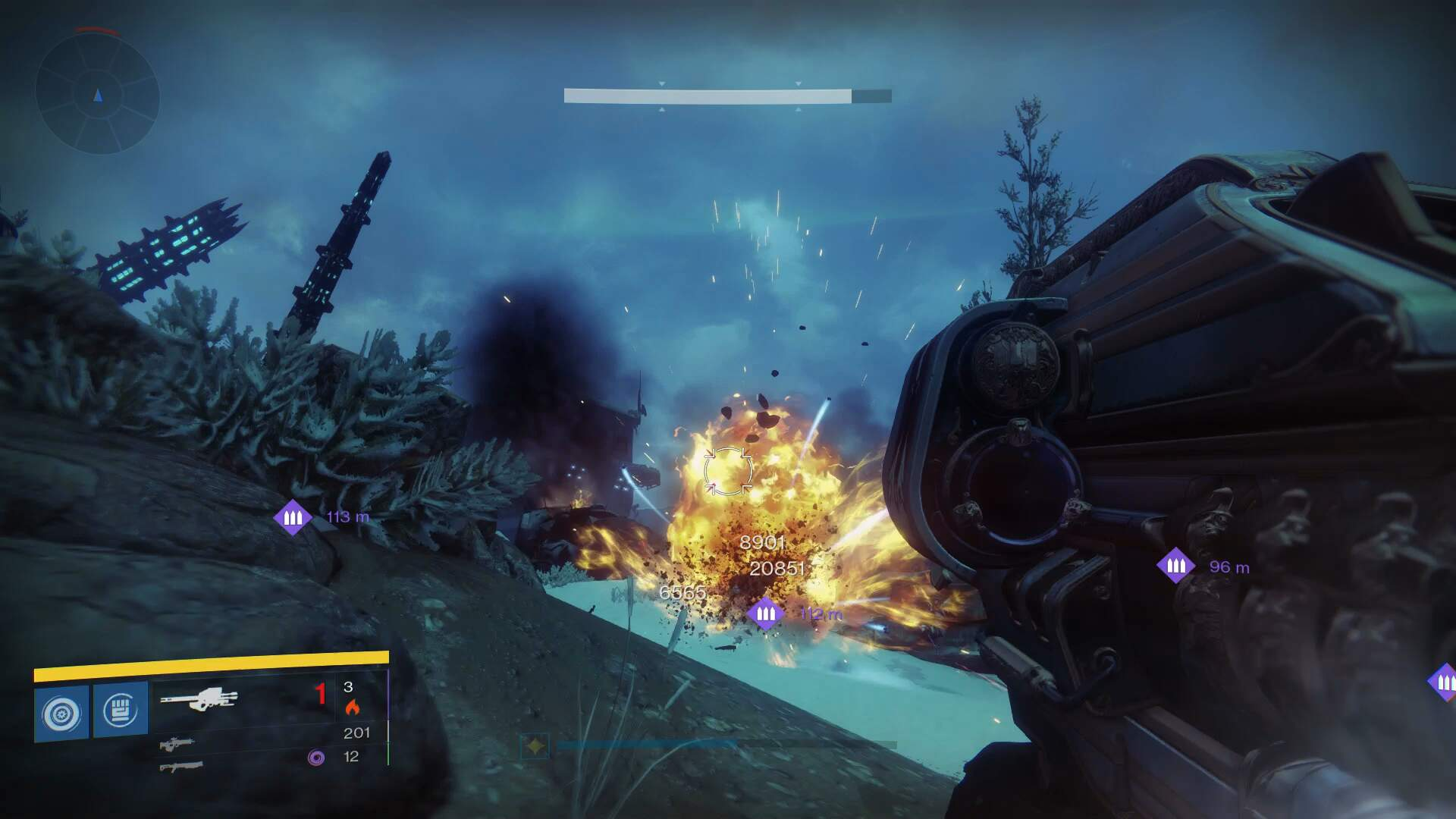 Destiny: Rise of Iron – How to Get the Year 3 Gjallarhorn