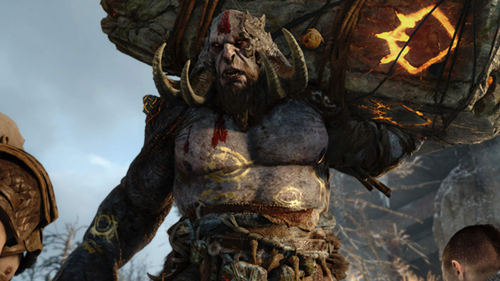 The New God of War Showcases a More Sensitive, Caring Kratos