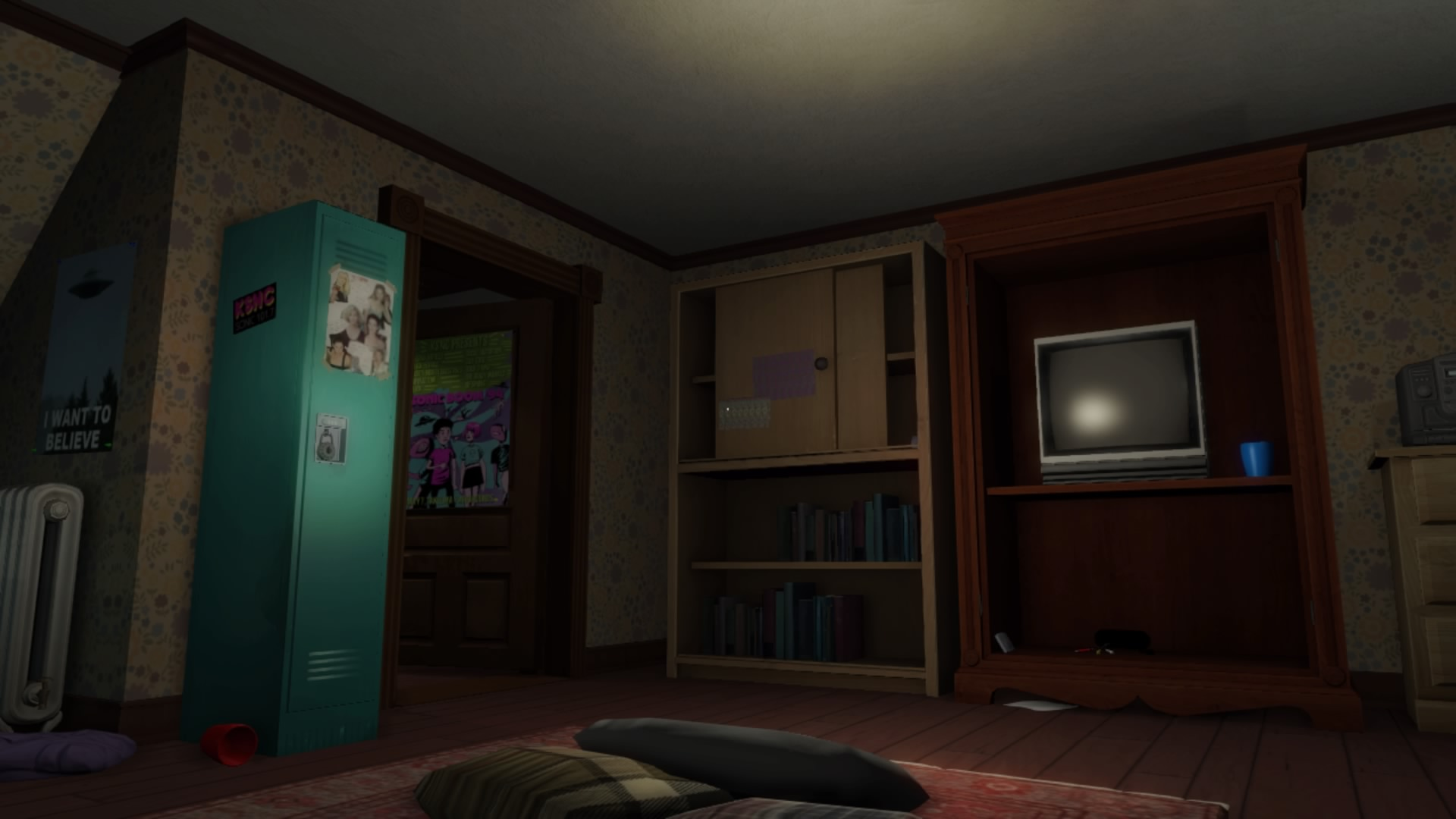Gone home console edition ps4 review get to know people for Ps4 at home