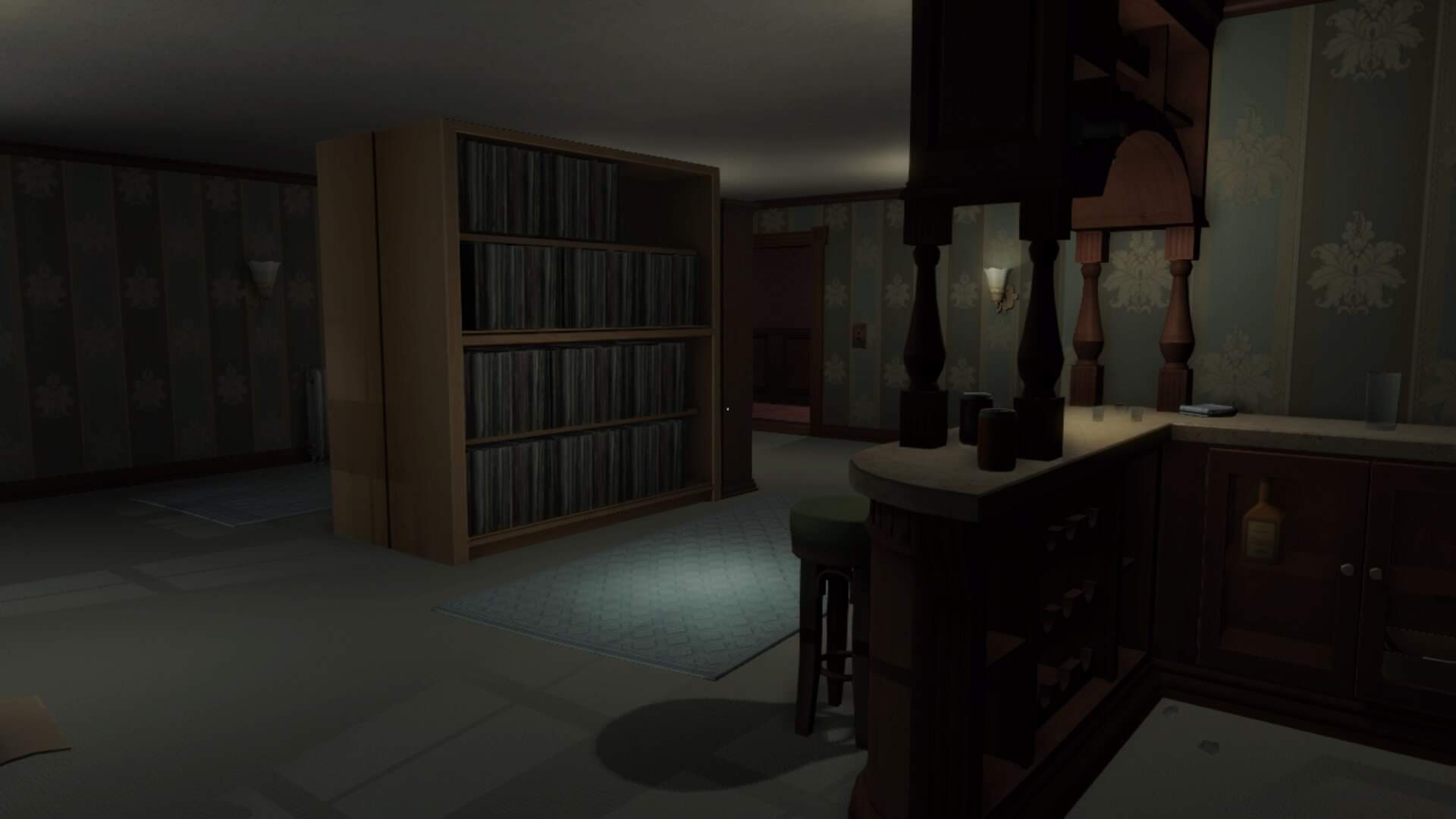 Gone Home: Console Edition PS4 Review: Get to Know People You Never Get to Meet