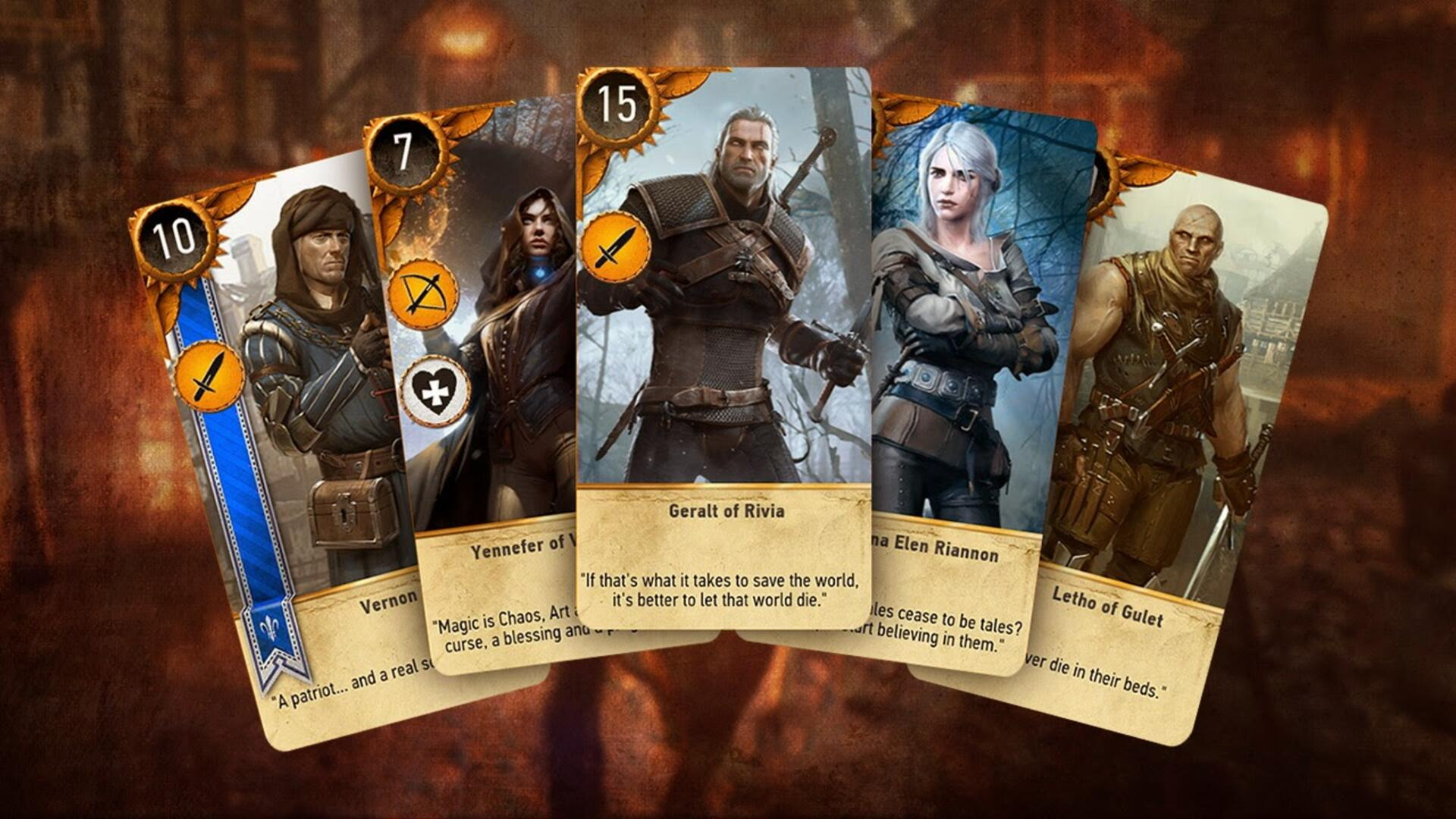 Gwent Beta Guide - How to Enter the Beta, How to Unlock Cards, Brand New Story Mode - Everything We Know about this Witcher 3 Spin-off