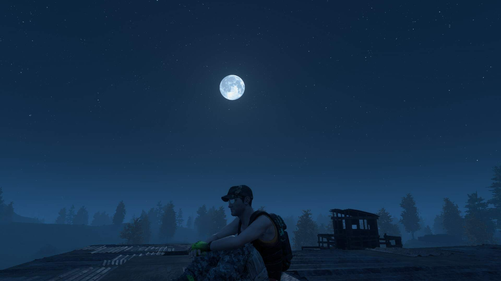 H1Z1: Just Survive - AR-15 Locations