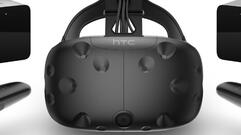 HTC VIVE Virtual Reality System + Deluxe Audio Strap - $549 Black Friday Sale