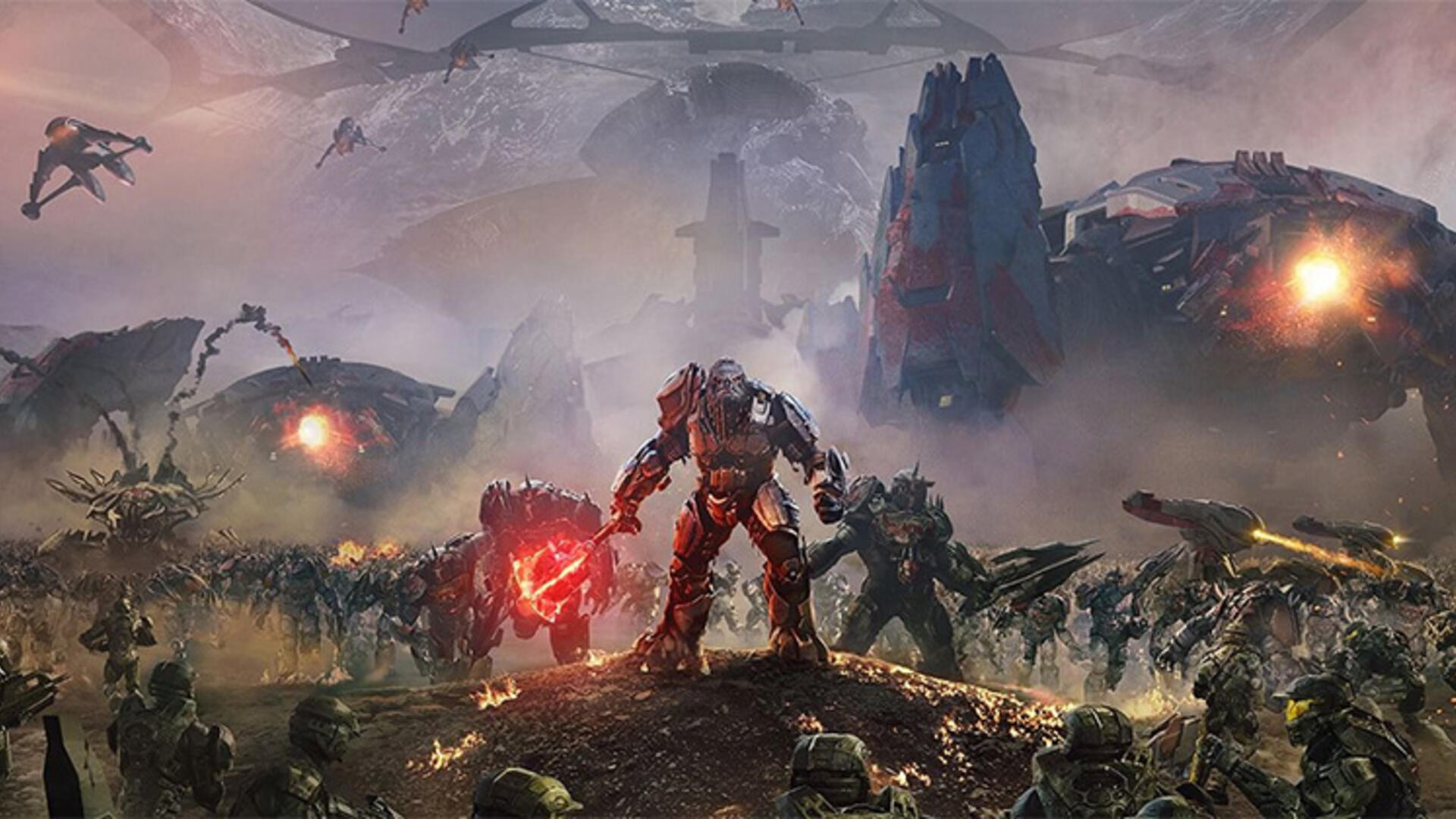 Halo Wars 2 Showcases Real-time Strategy's Biggest Advantage Over the MOBA Genre