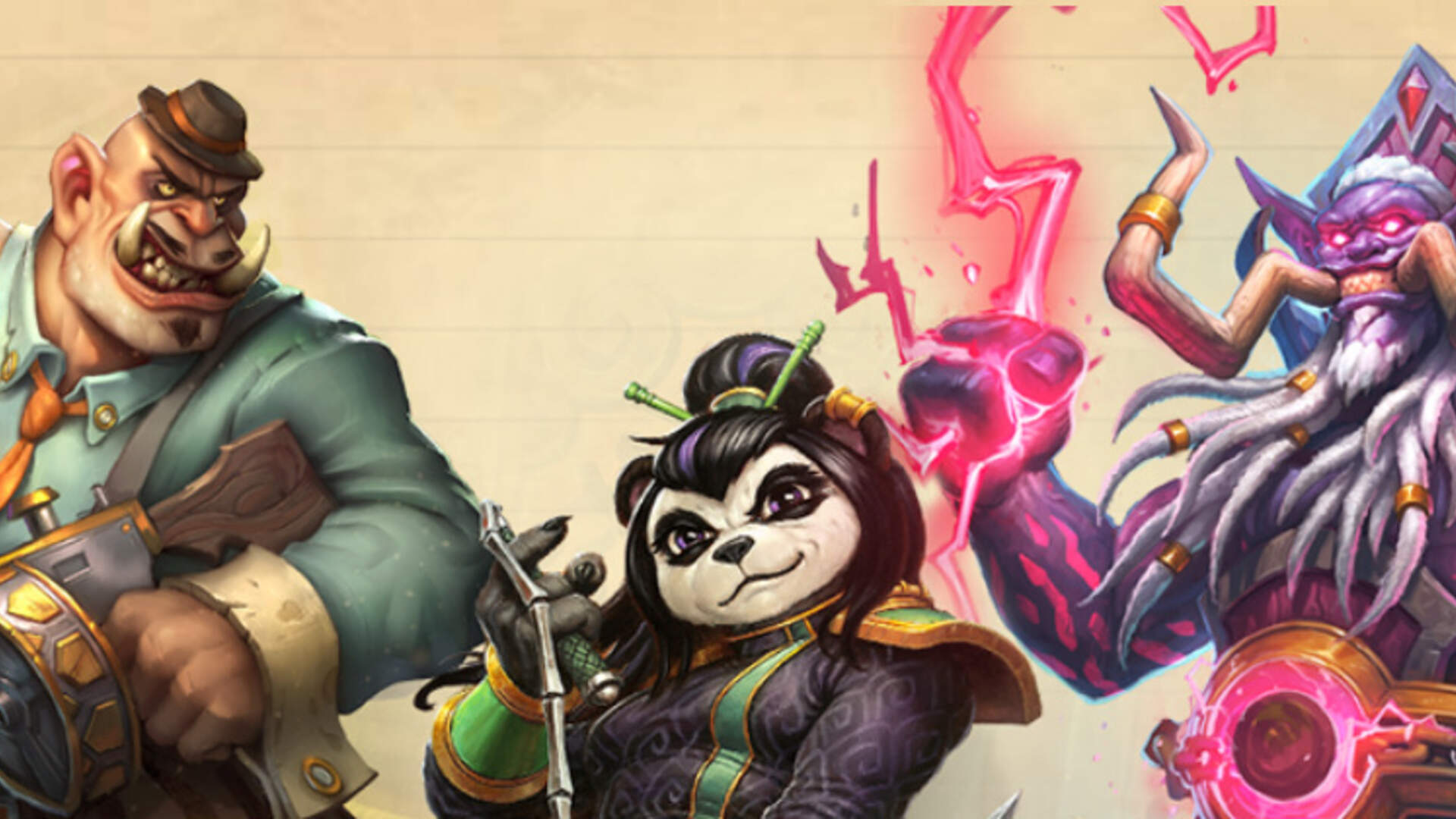 Hearthstone Heads To The Mean Streets Of Gadgetzan Usgamer