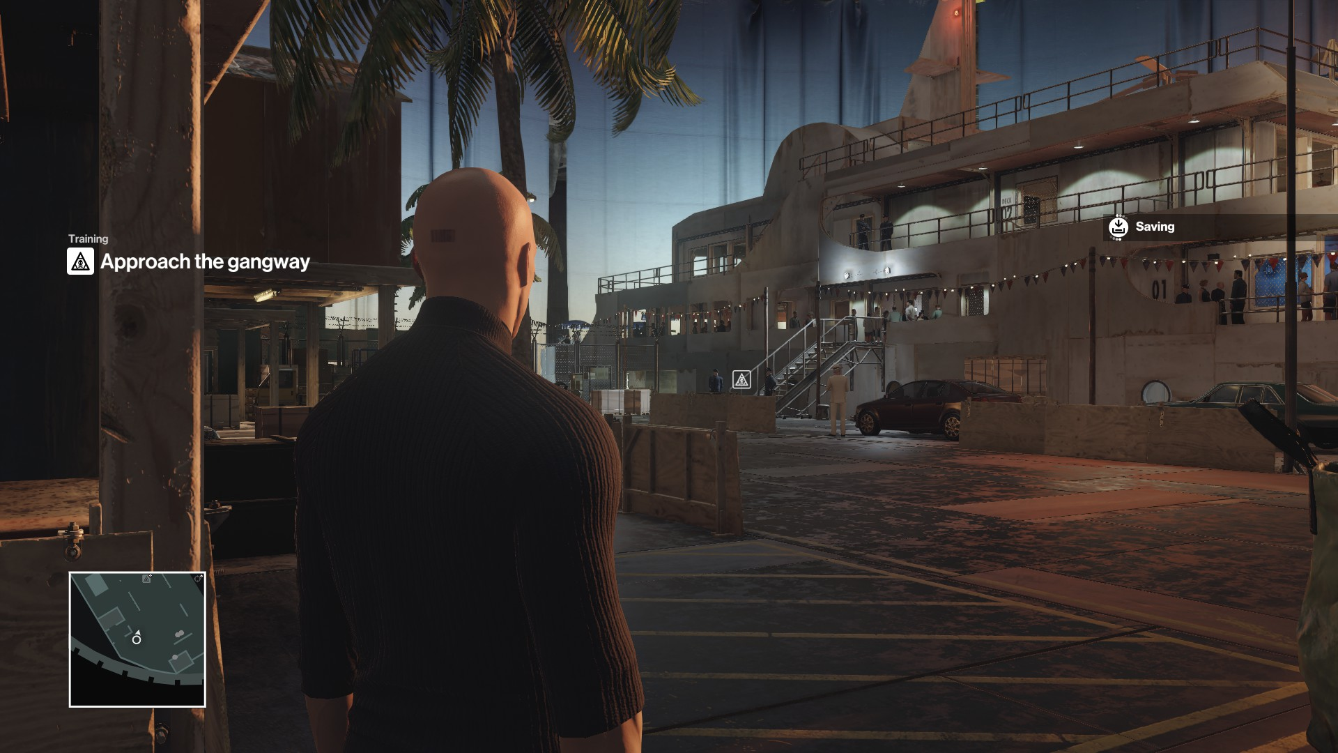 Hitman Episode One Playstation 4 Review The Art Of Murder