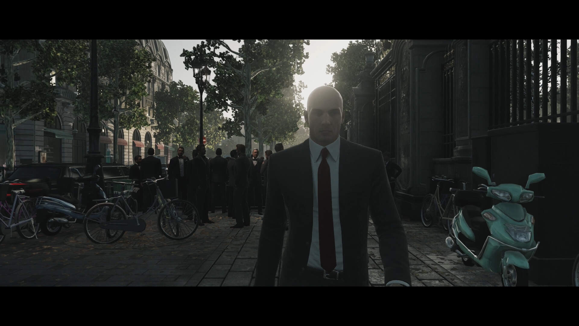 Hitman - Paris: Silent Assassin, Suit Only