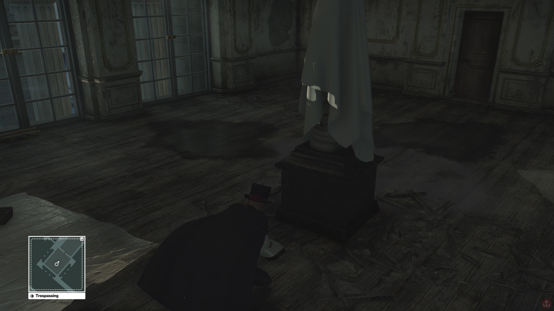 Hitman Paris How To Get The Vampire Magician Disguise Usgamer