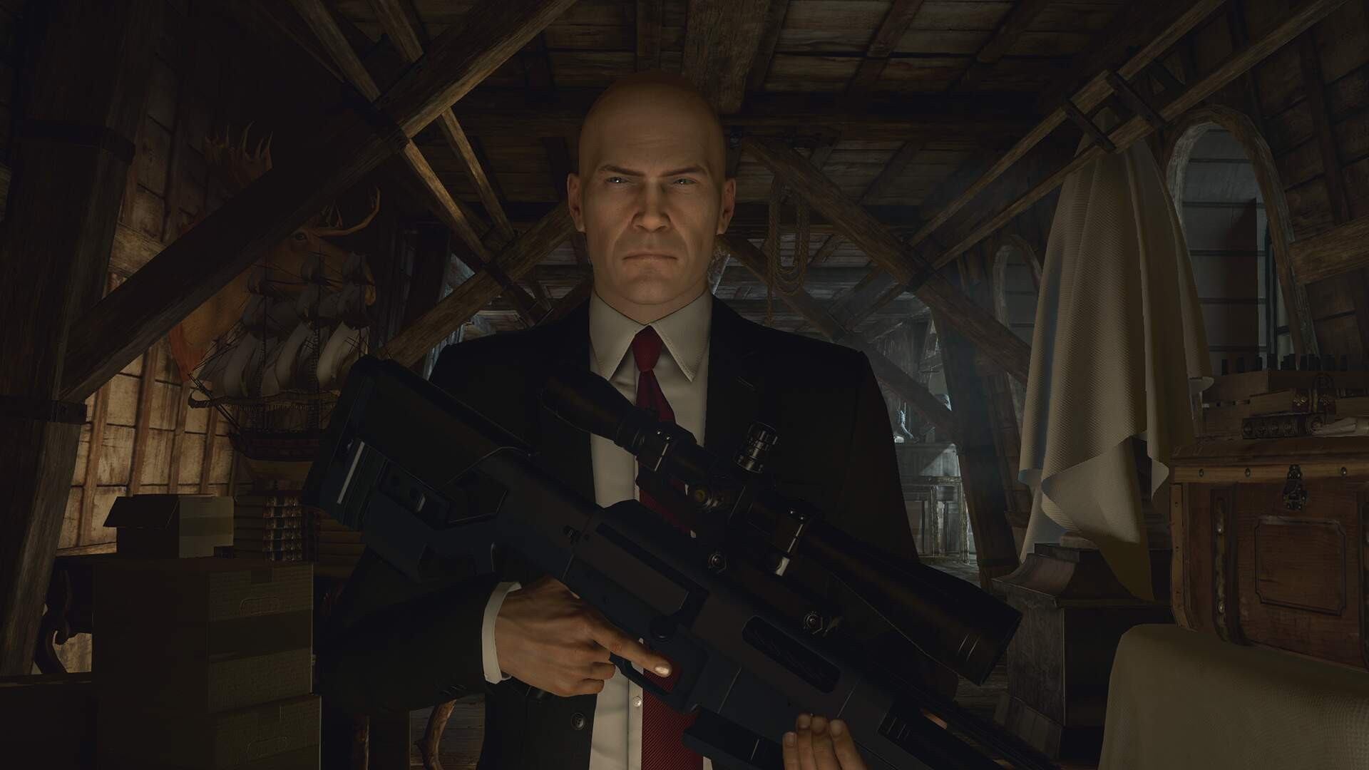 Hitman - Paris: How to Get the Vampire Magician Disguise