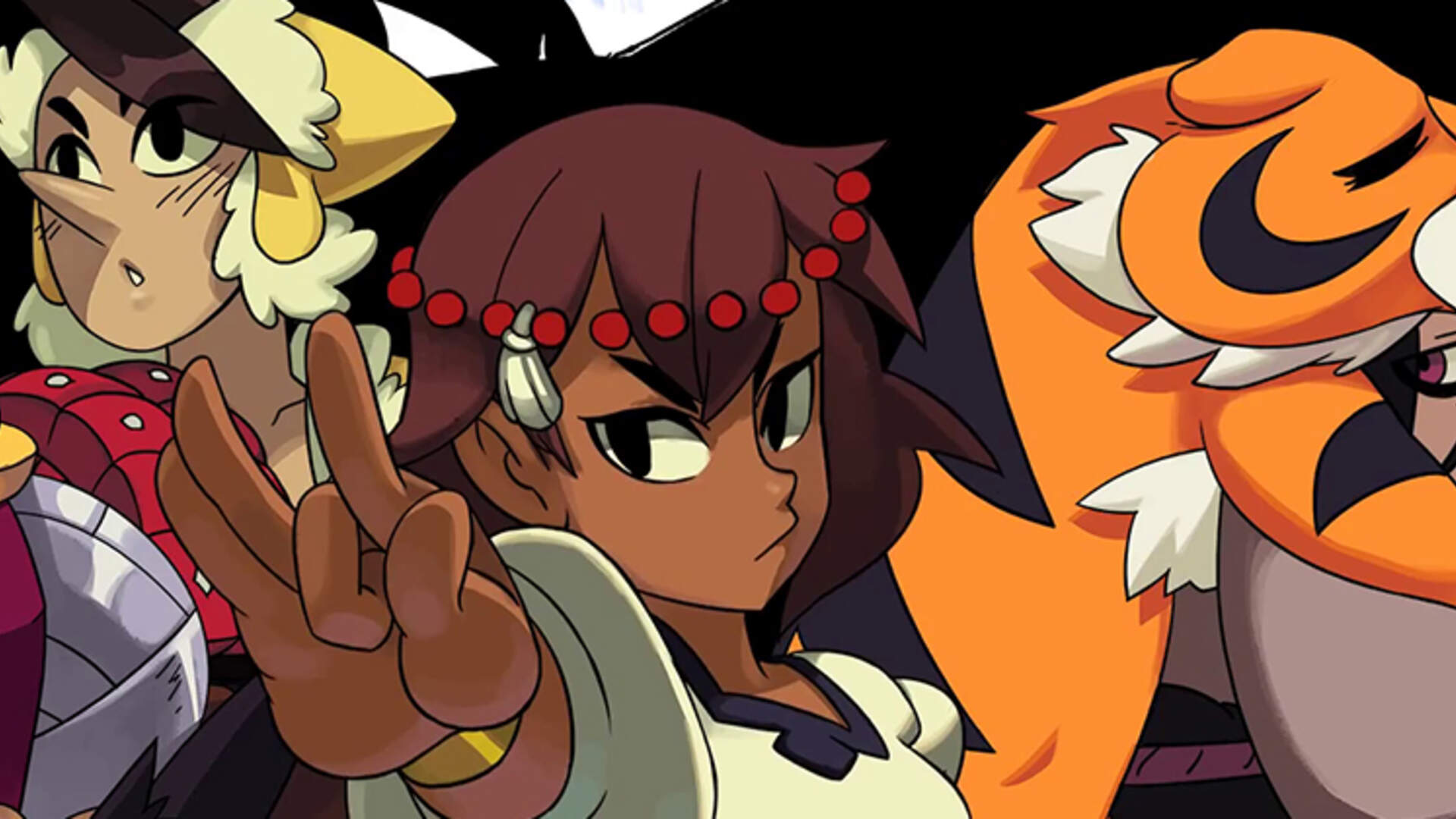 Skullgirls Dev Collaborating with Trigger for Indivisible Opening Animation