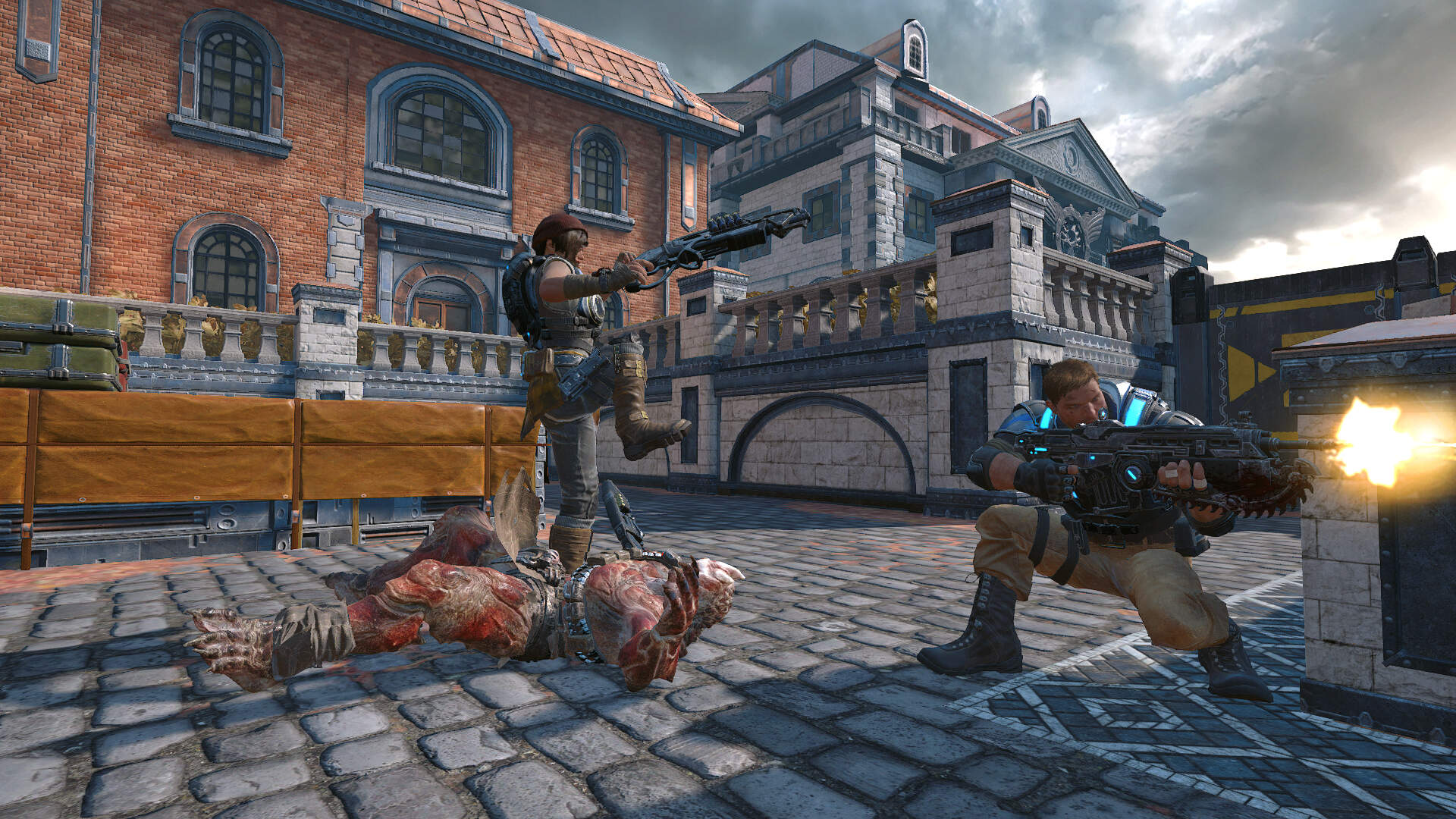 Tuesday Stream: Gears of War 4 Multiplayer Beta [Done]
