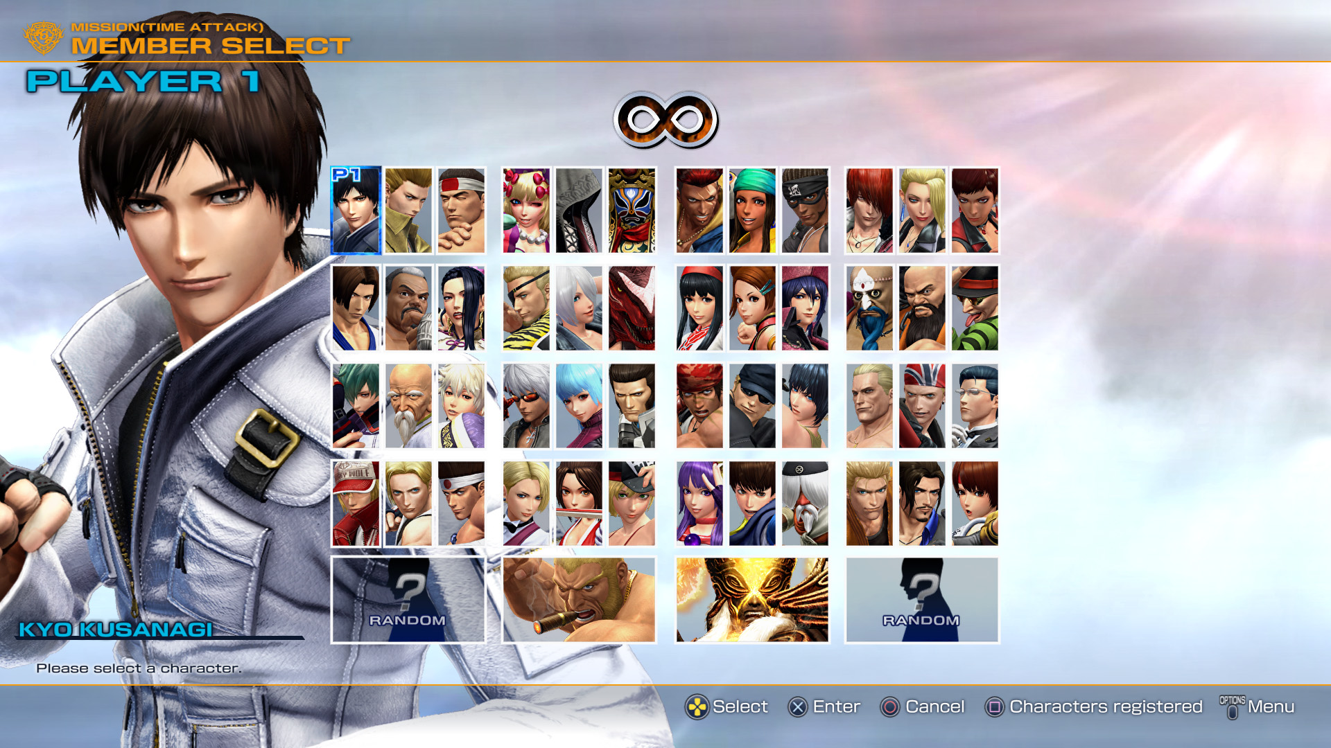 the king of fighters xiv ps4