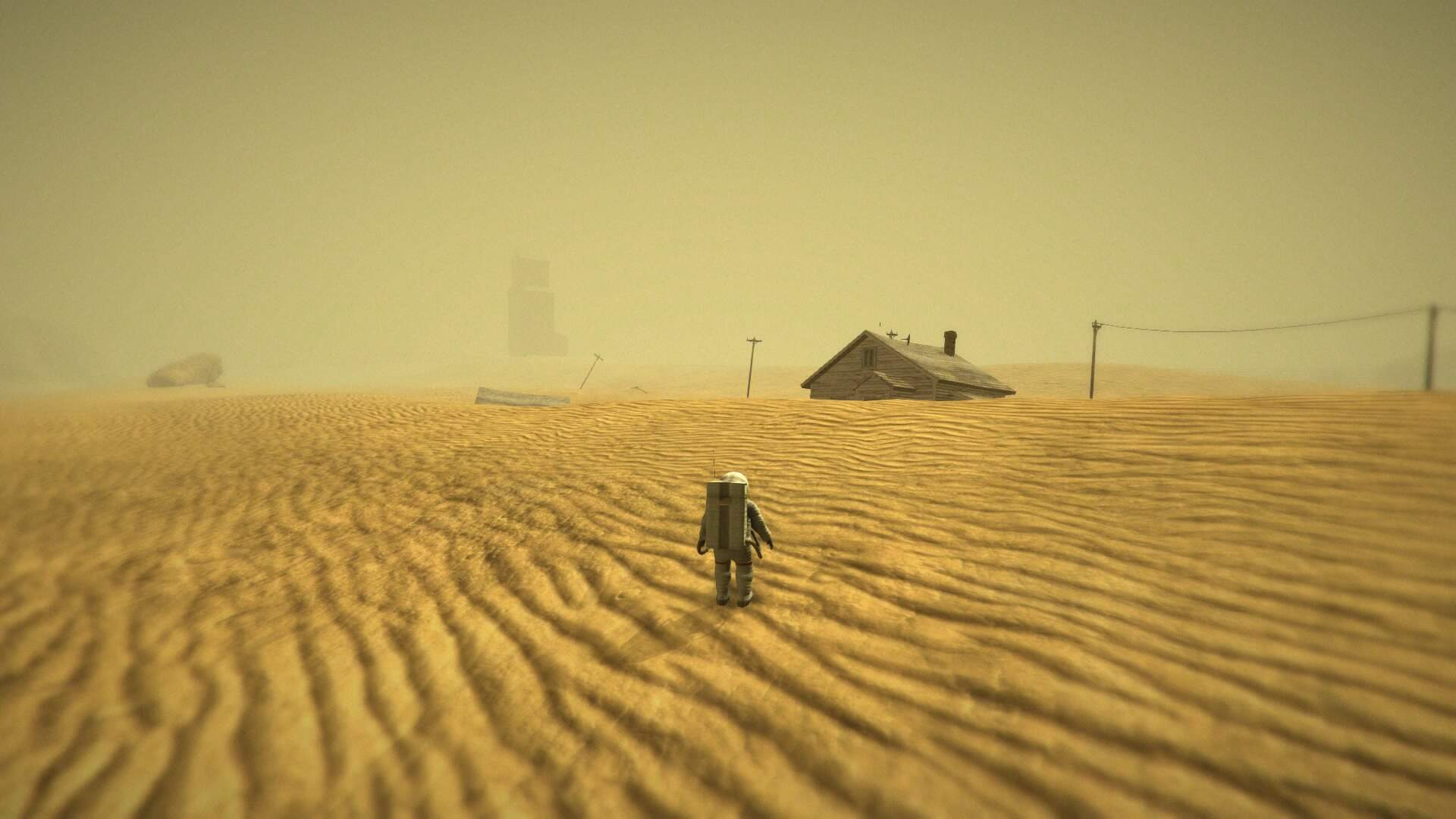 Lifeless Planet PS4 Review: Quirky Sci-Fi Action Adventure