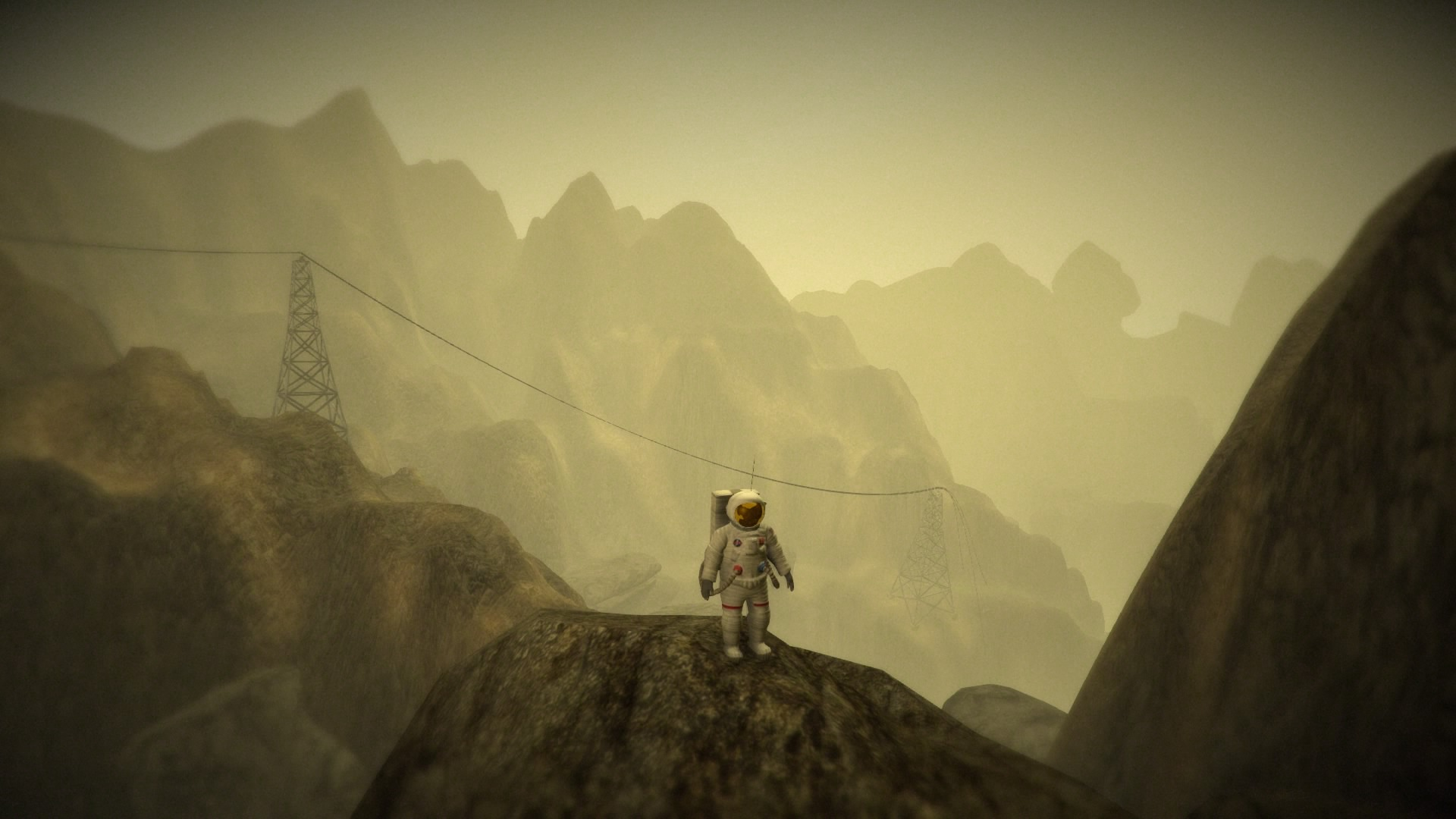 lifeless planet ps4 review quirky scifi action adventure