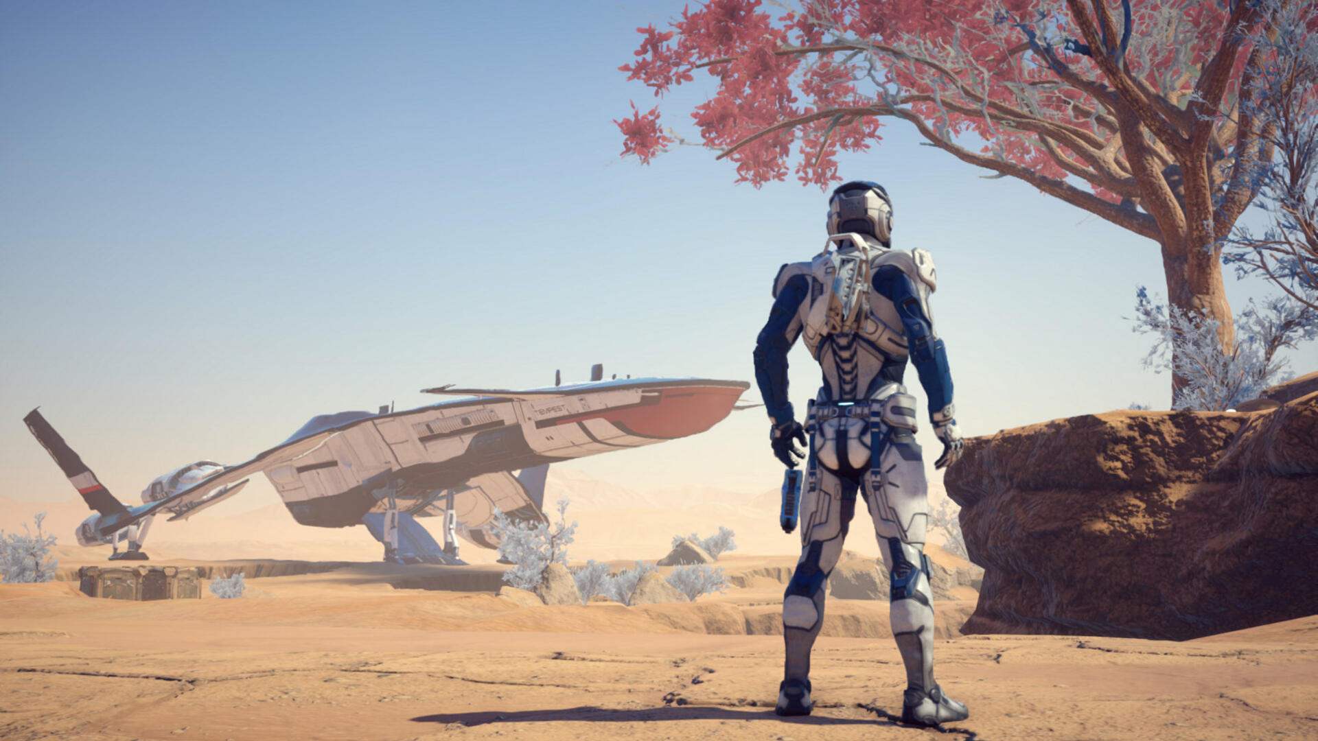 Mass Effect Andromeda is SeaWorld and Yooka-Laylee is the Ocean
