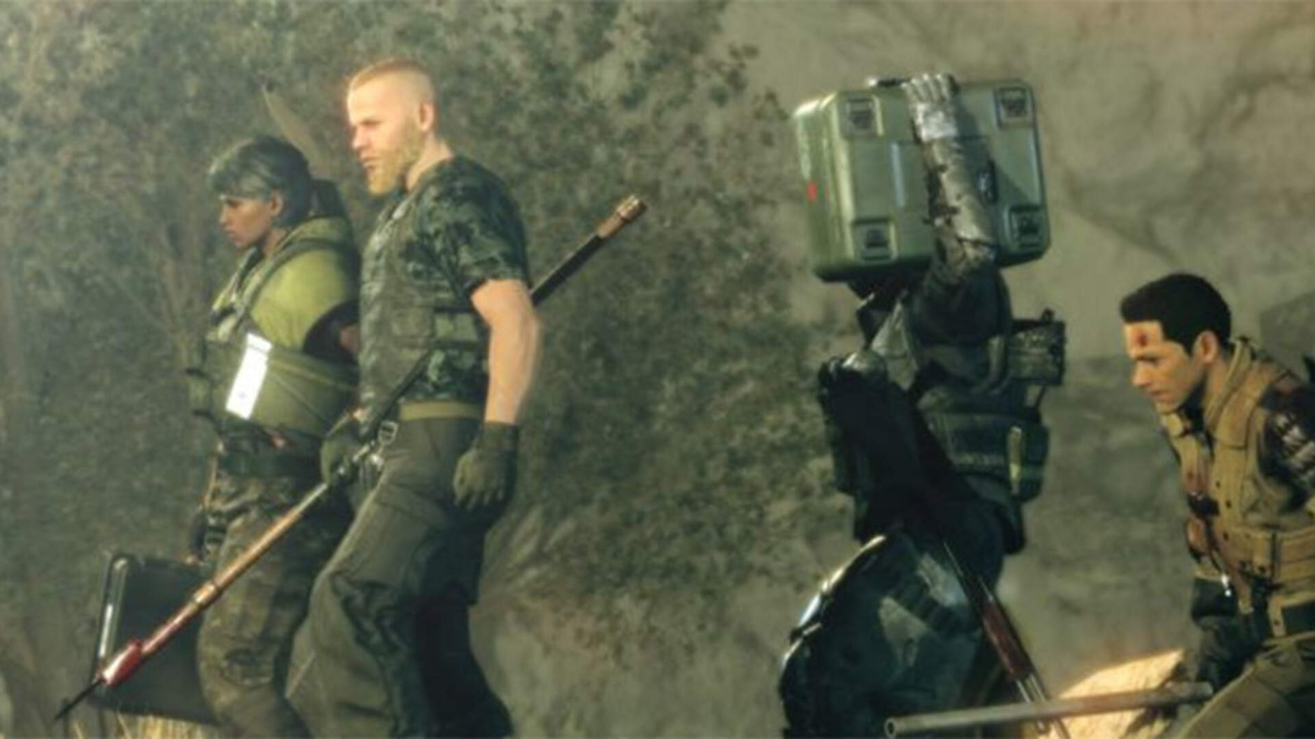 Let's All Calm Down About Metal Gear Survive