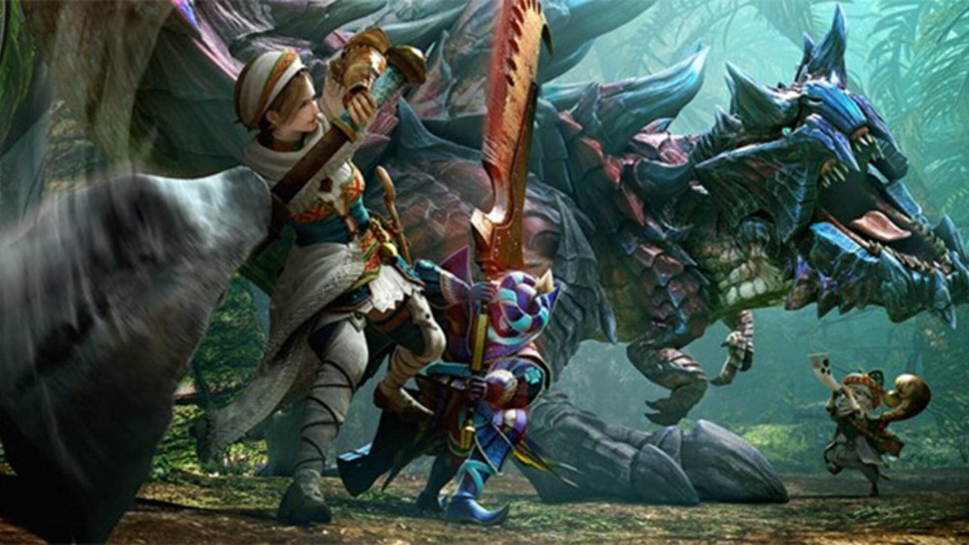Three Little Changes that Make a Big Difference in Monster Hunter Generations