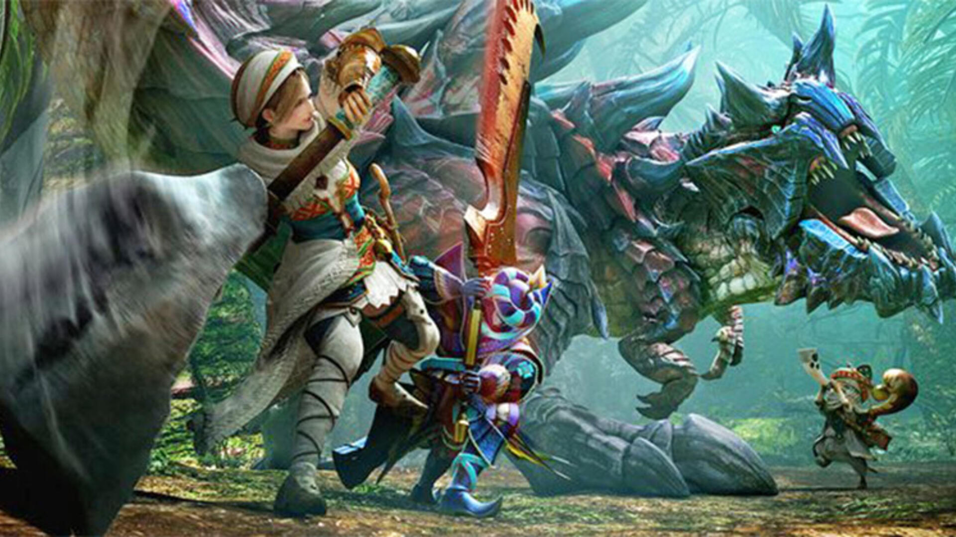 Monster Hunter Generations' Smart Changes Bring a Fitting End to the Series' 3DS Era