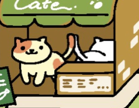neko atsume how to get peaches usgamer. Black Bedroom Furniture Sets. Home Design Ideas