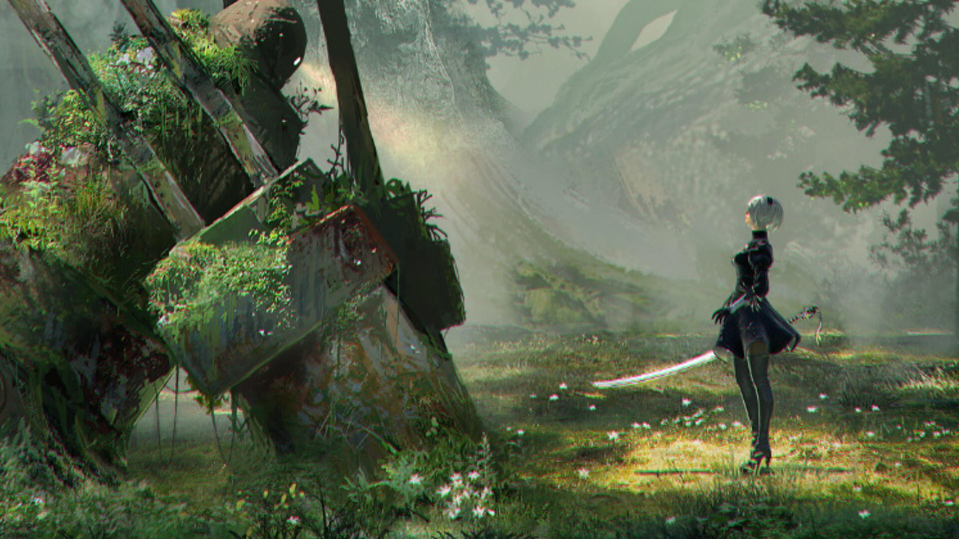 Nier Automata Surpasses 2 Million Sales, Could Potentially be Hiring for More Nier Projects