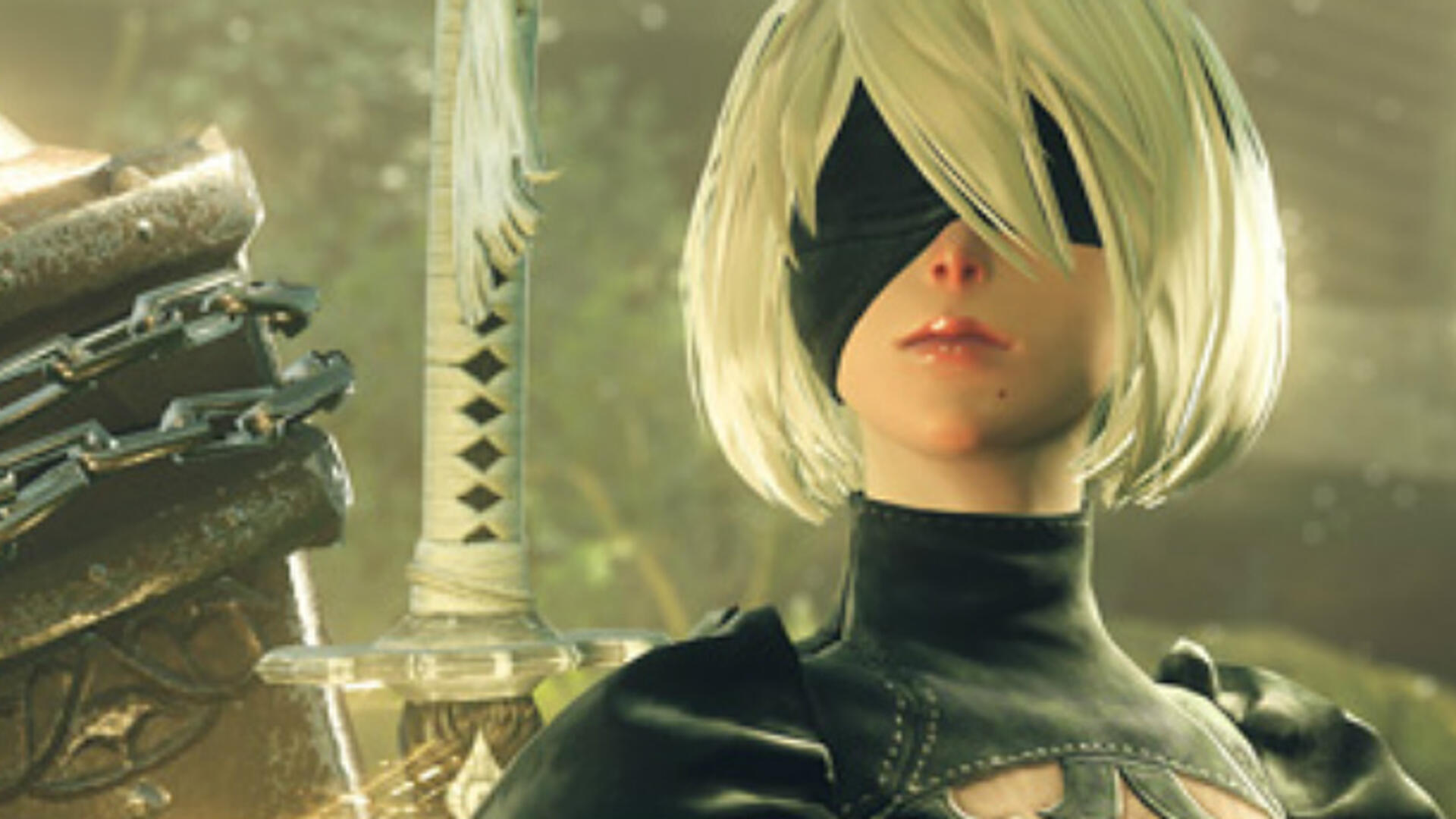 Nier: Automata's 2B Coming to Soul Calibur 6 This Month