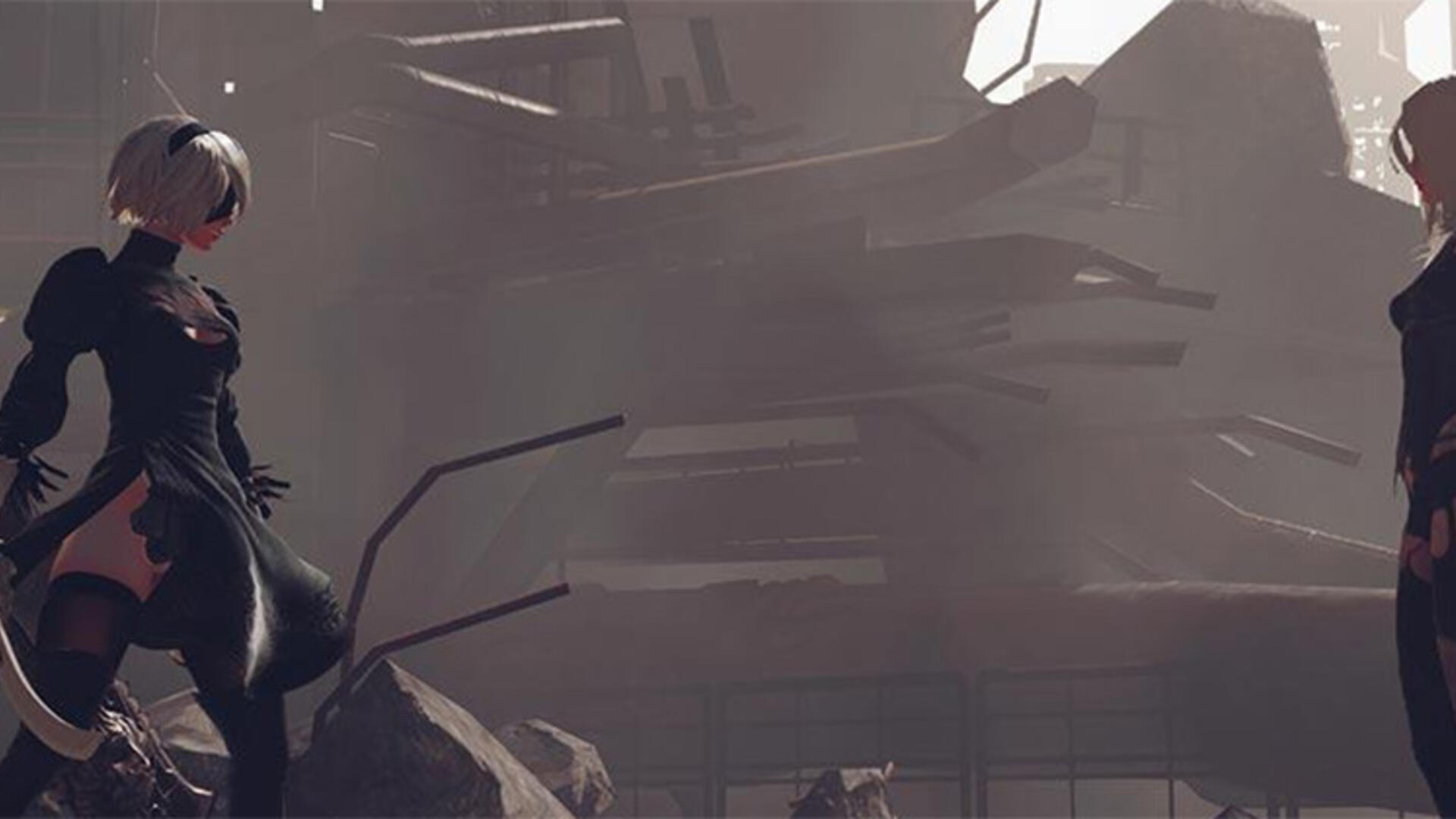 NieR: Automata is the Platinum Game You're Looking For