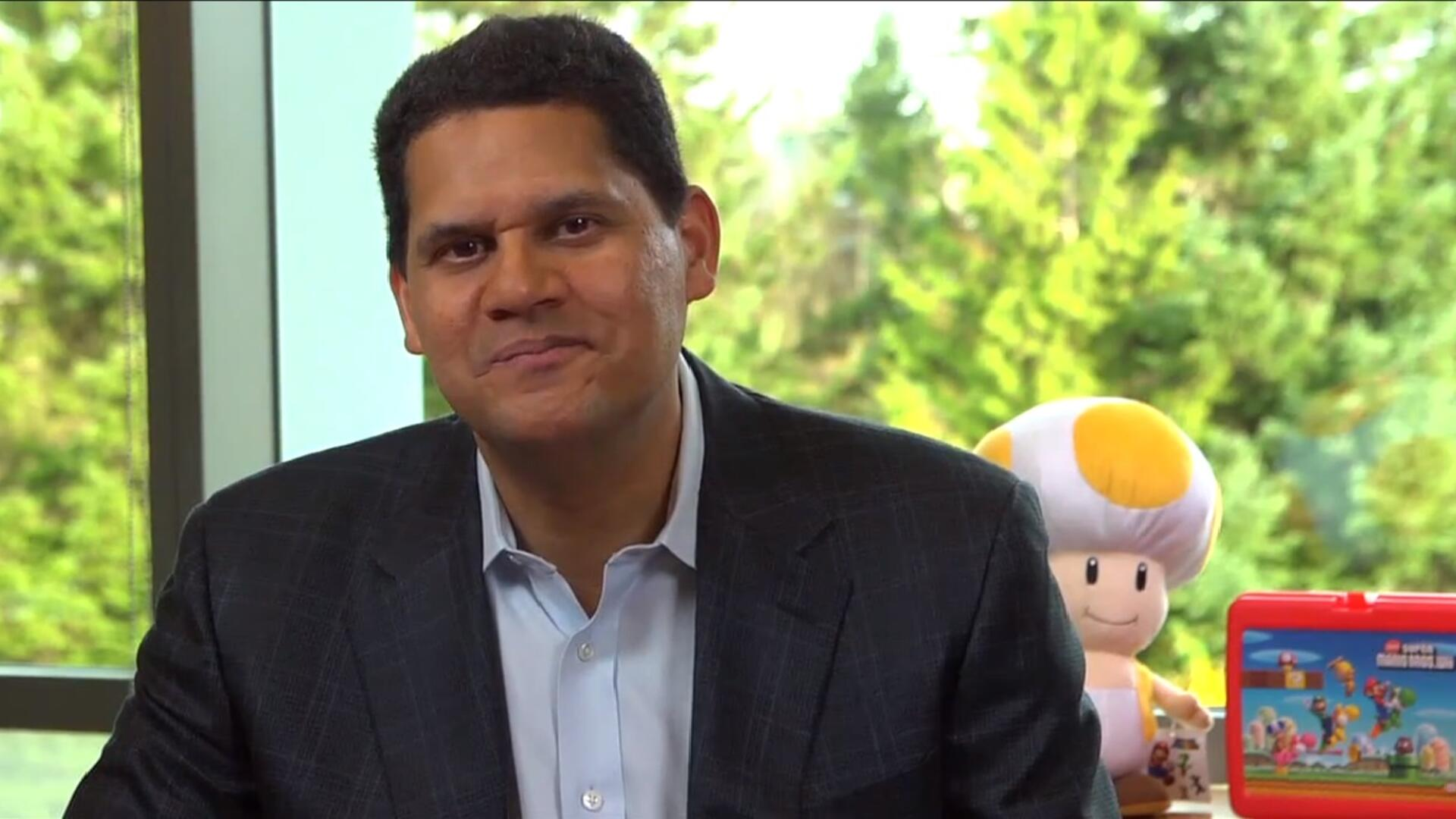 Gamers Pay Tribute to Reggie Fils-Aime After Retirement News
