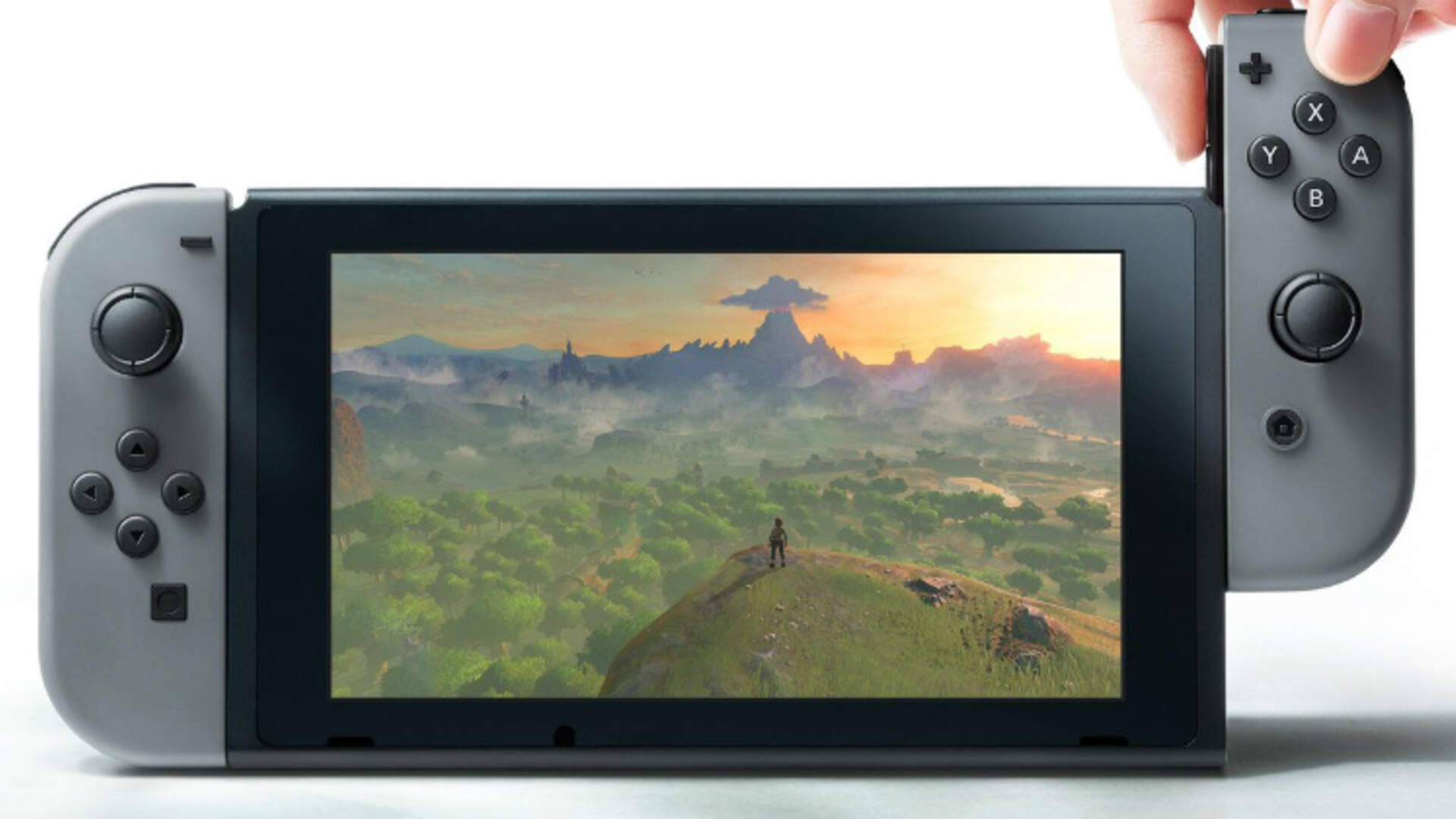 Nintendo Switch May Have a VR Future