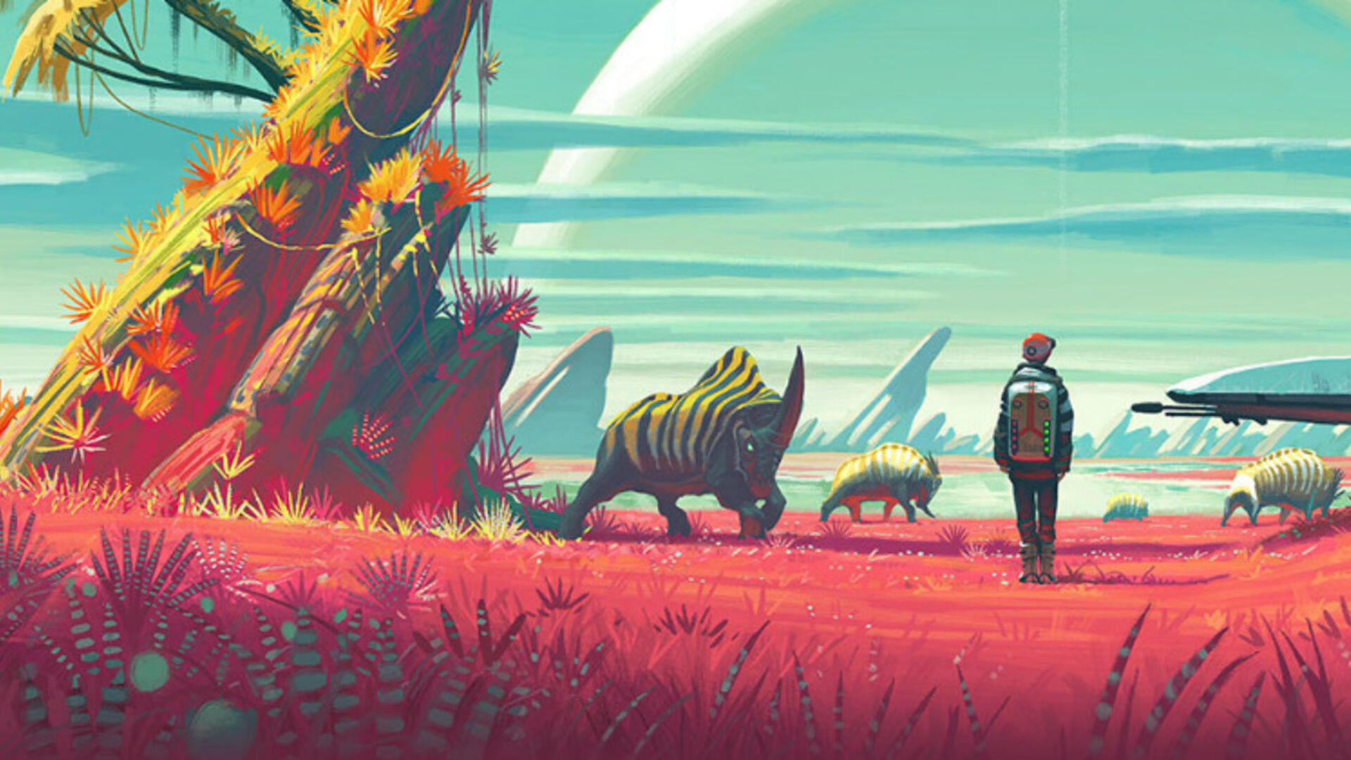 No Man's Sky PlayStation 4 Review: Over the Rainbow [Update: Final Thoughts and Score]