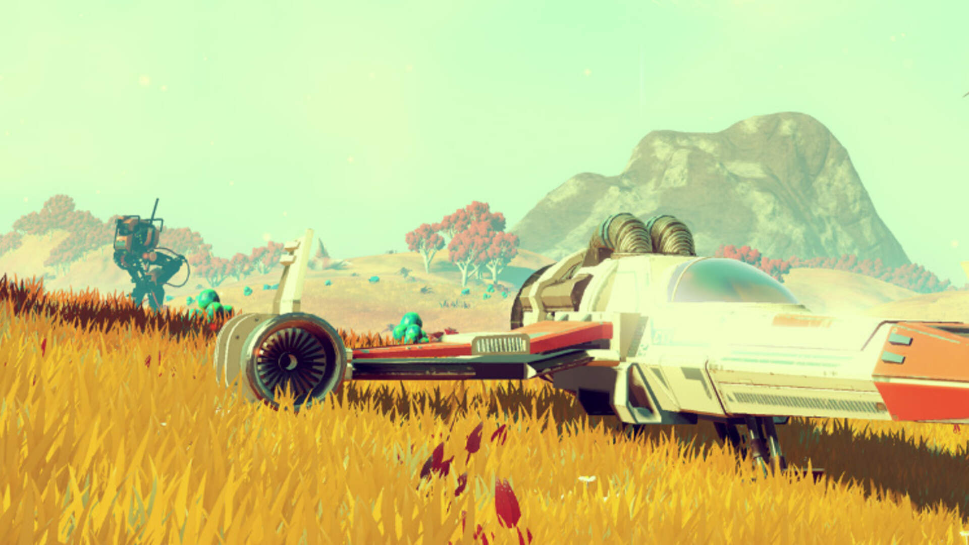 No Man's Sky's Seamlessness is its Greatest Strength