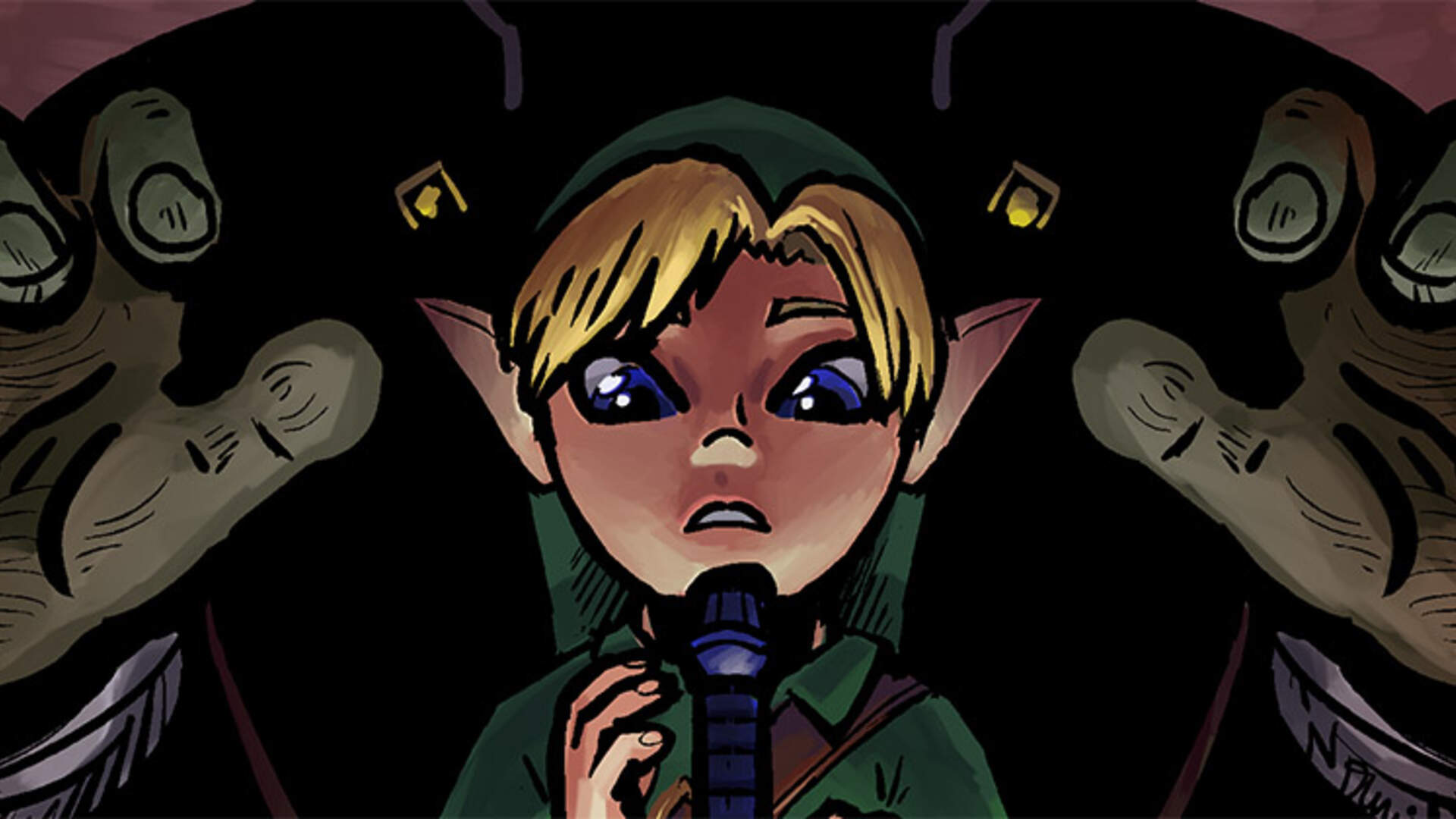 Retronauts Toots on the Ocarina of Time