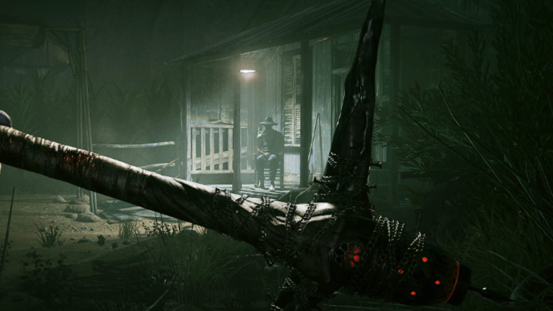 Outlast II Lost in the Arizona Desert Until 2017