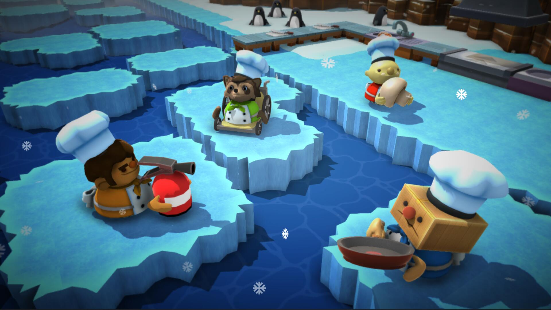 Overcooked Preview: A Multiplayer Recipe for Success