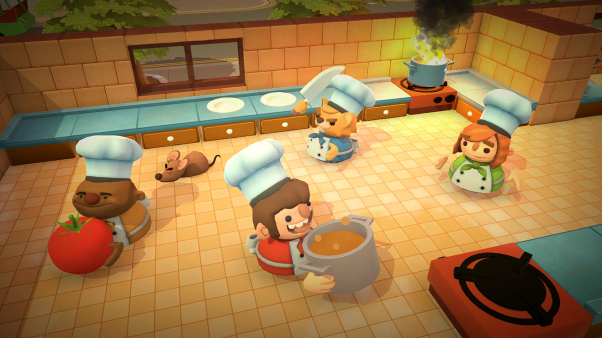 Xbox Games with Gold for October Includes Overcooked and Hitman: Blood Money