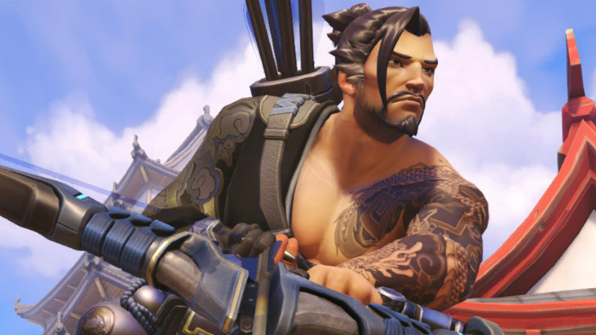Overwatch Fan's Church of Hanzo is Actually Protest Art