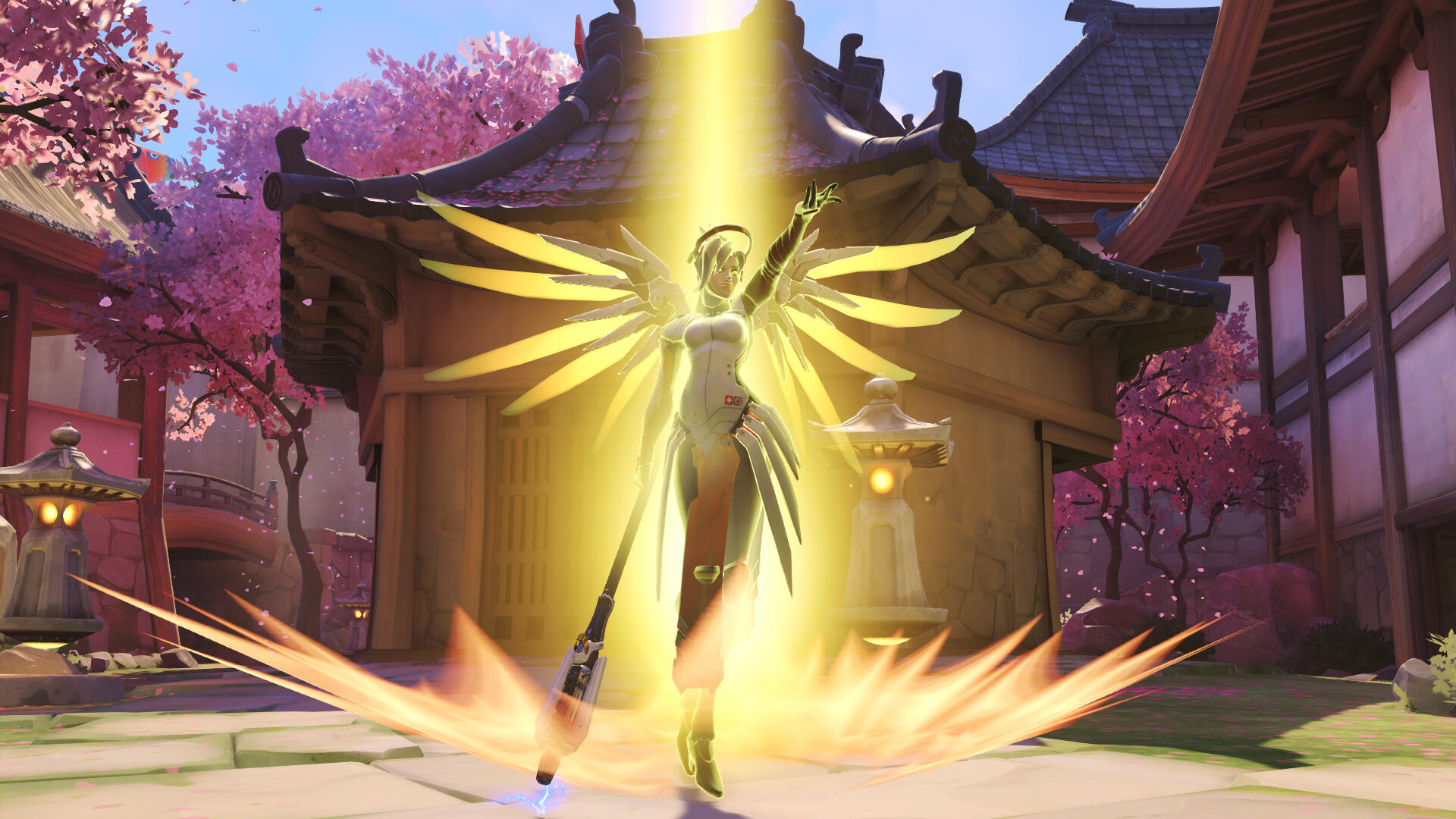 Overwatch: Observations from a Support Character