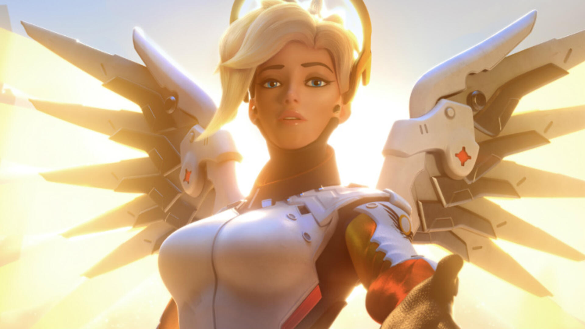 Overwatch Players Are Split on the Most Recent Mercy Nerf