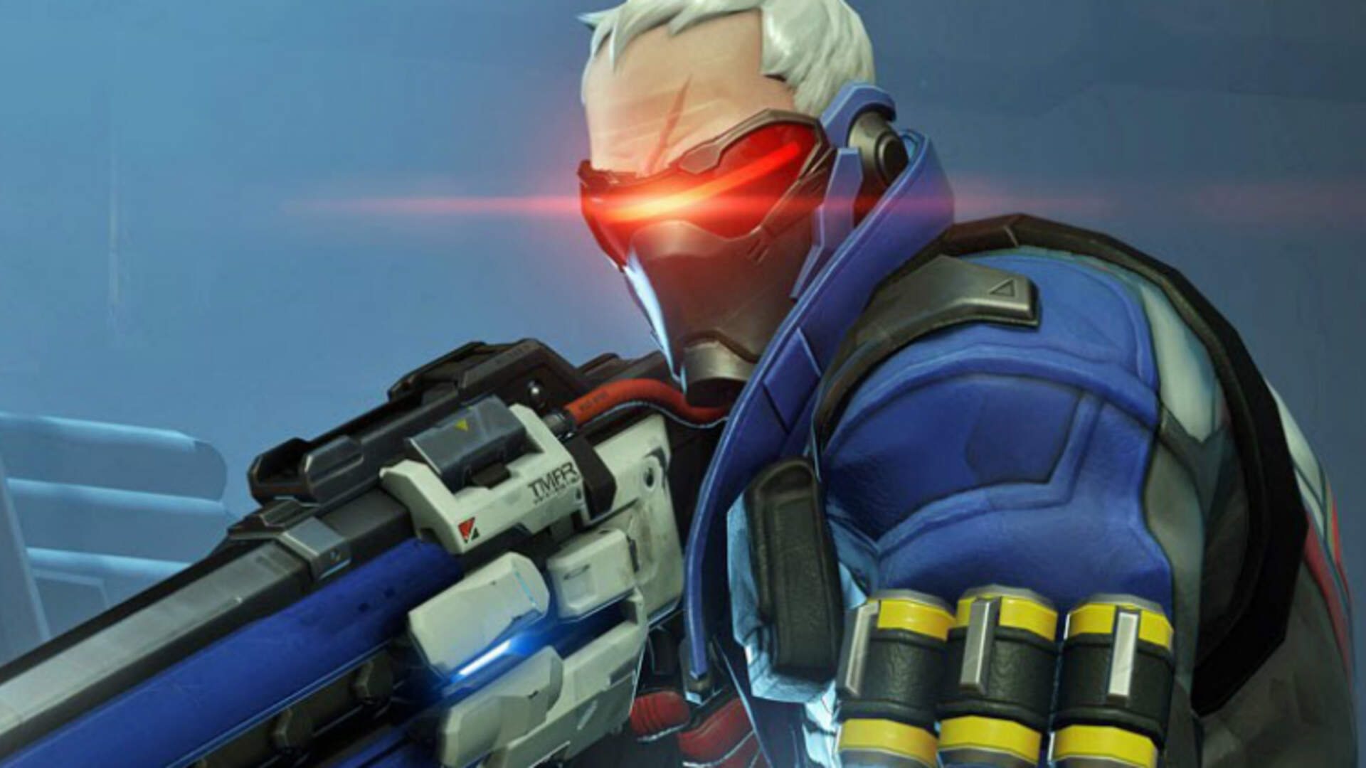 Overwatch Appears to Have Dumbledore'd Soldier: 76