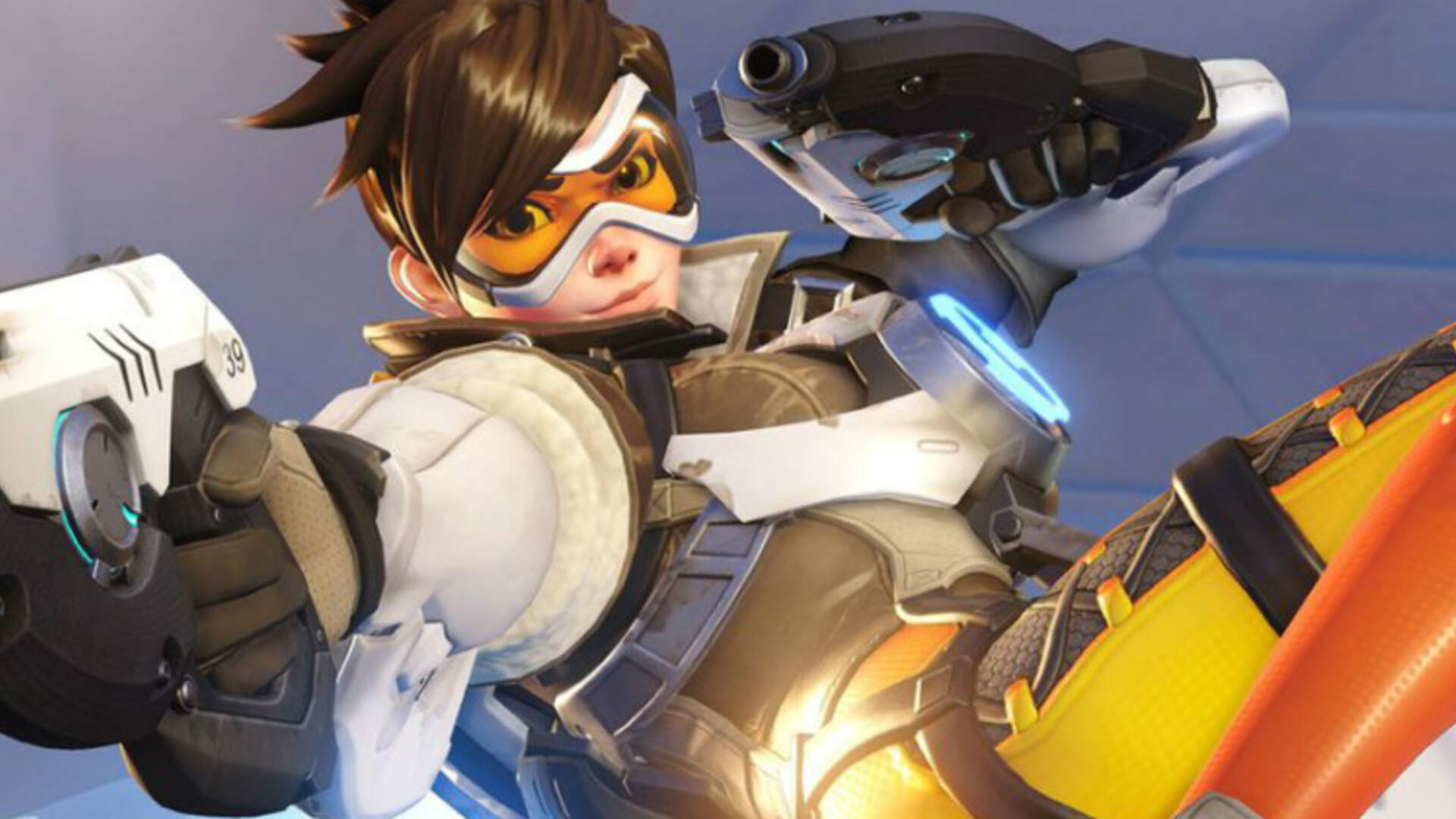 Overwatch Shows Off a Bunch of New Anniversary Loot