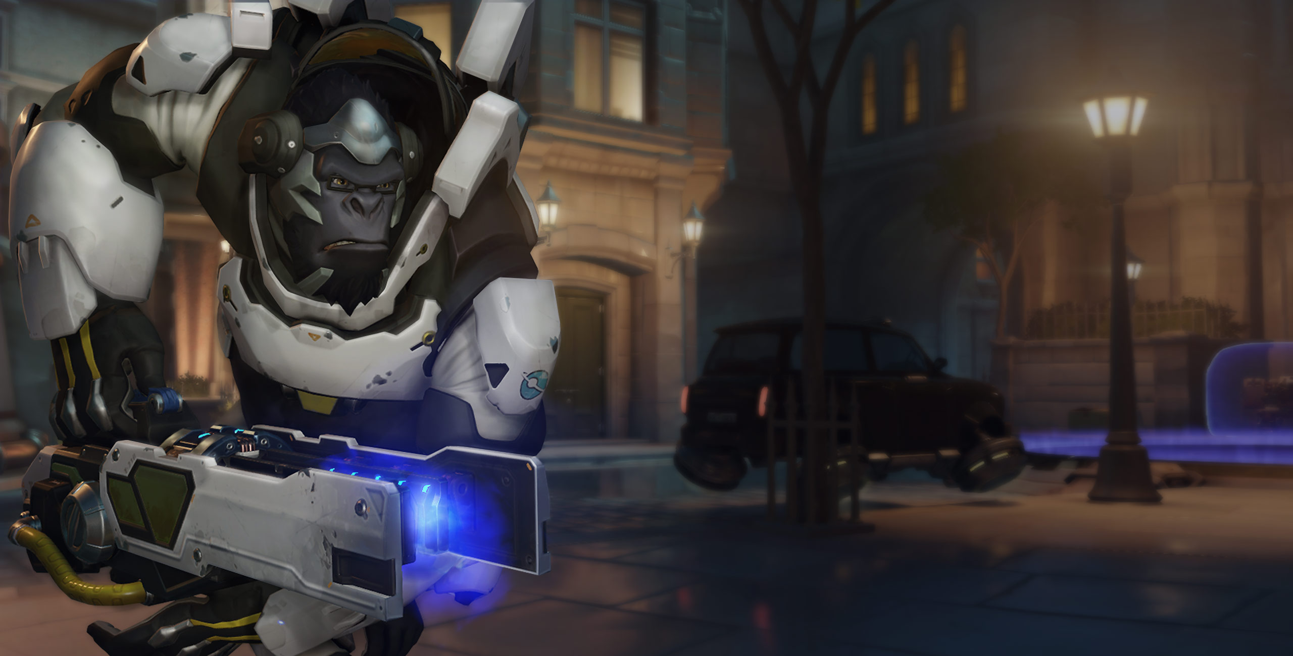 Overwatch - How to Play Winston | USgamer