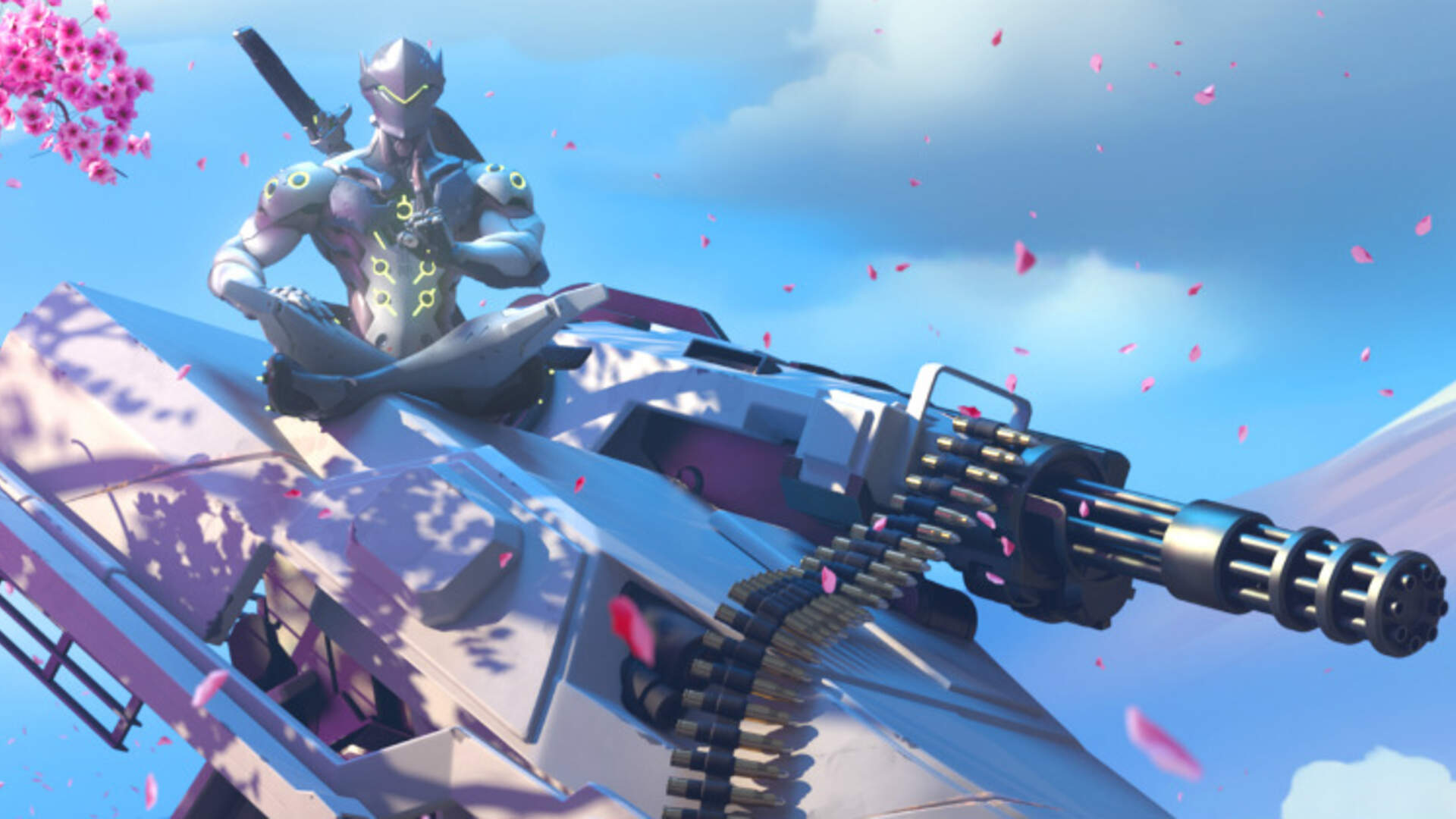 Overwatch Disables Competitive Play Mode for Open Beta