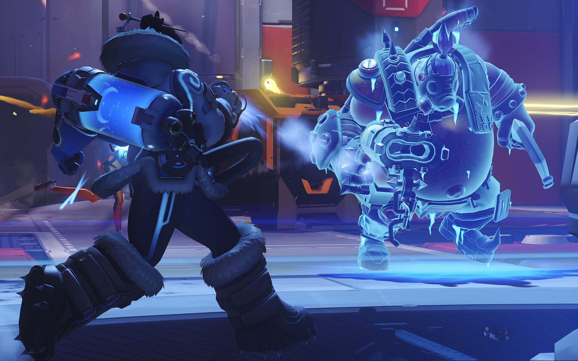 Overwatch - How to Play Mei | USgamer