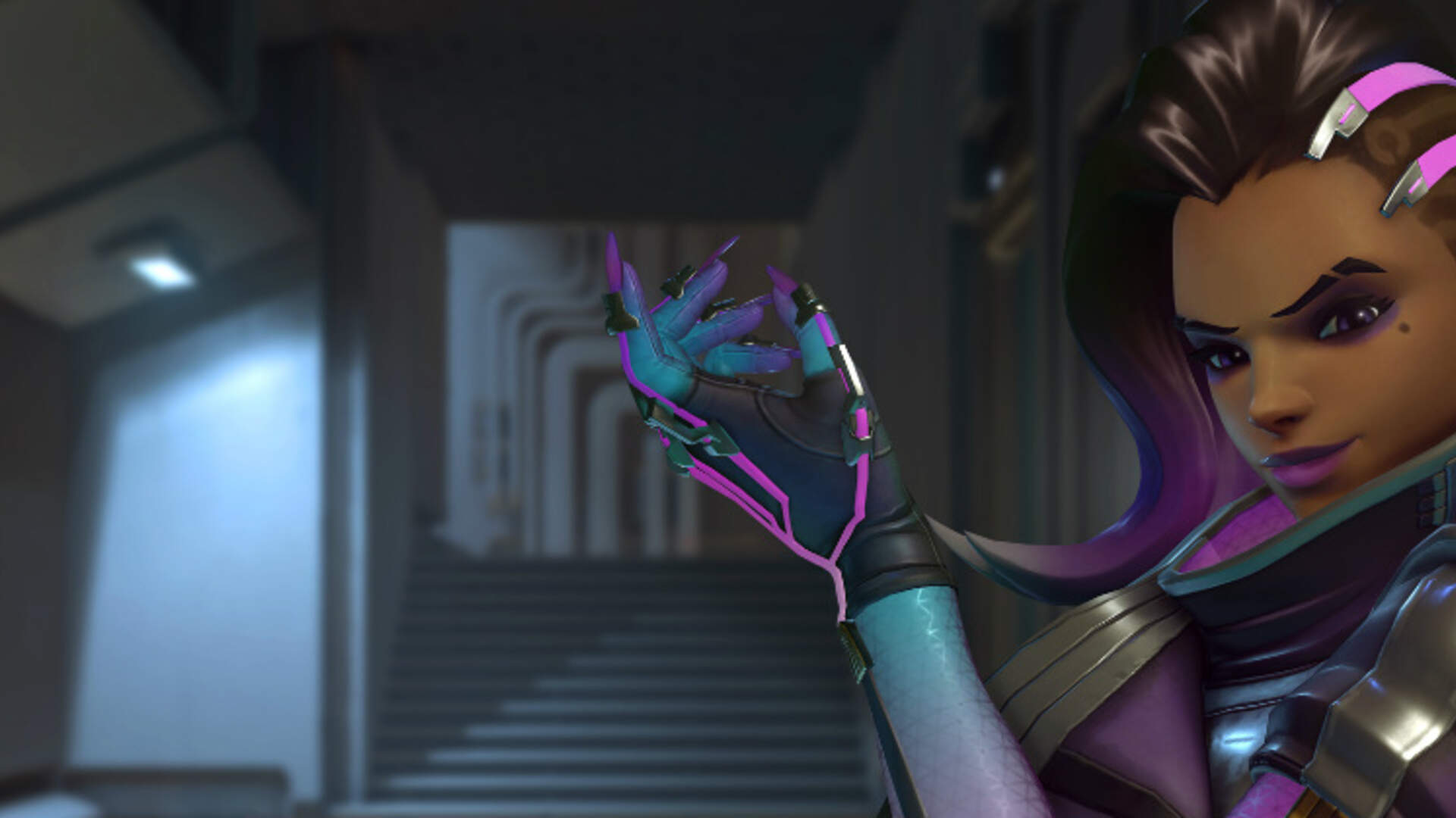 Overwatch's Sombra Revealed at Blizzcon 2016