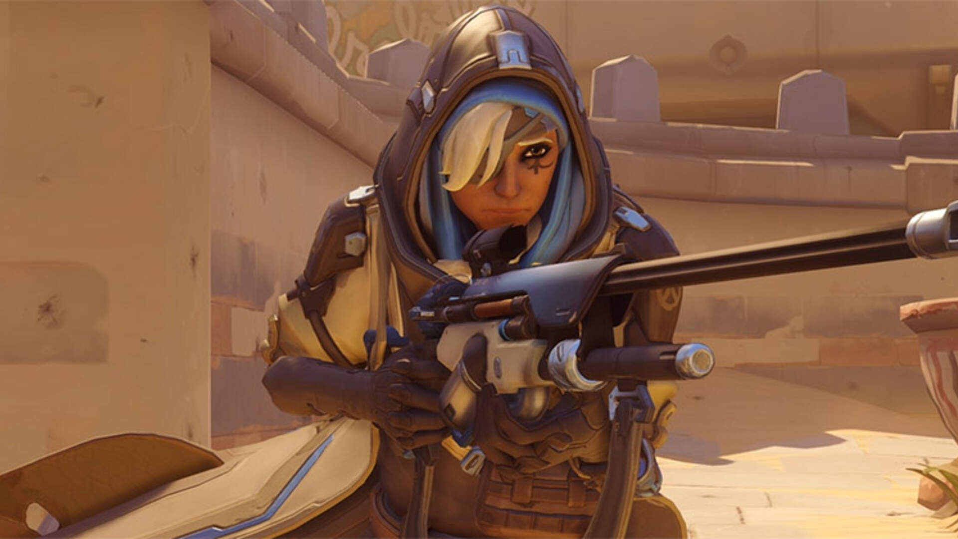 Overwatch's Ana Walks a Careful Line Between Offense and Support