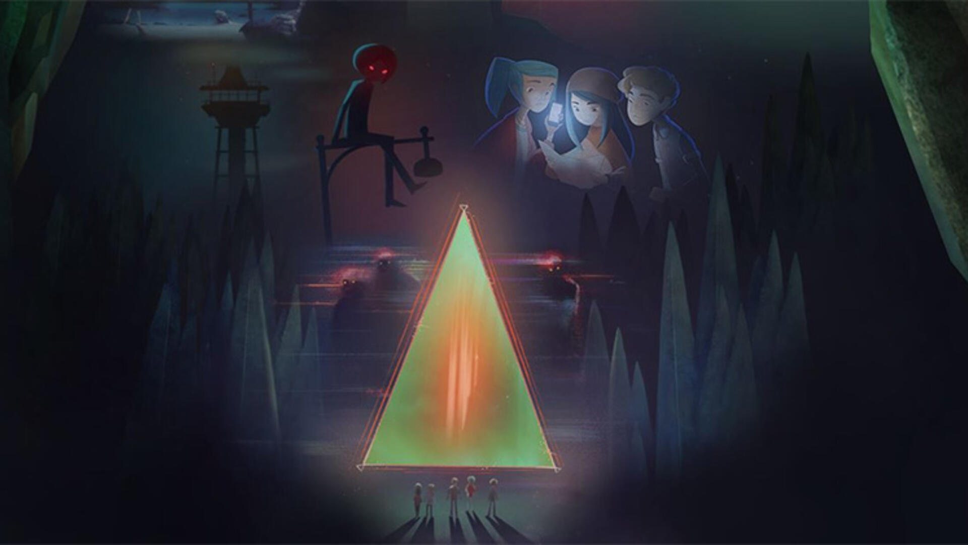 Oxenfree Xbox One Review: Heart to Heart