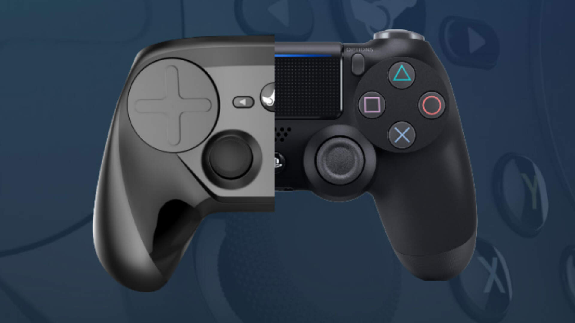 Valve Adds Native DualShock 4 Support to Steam