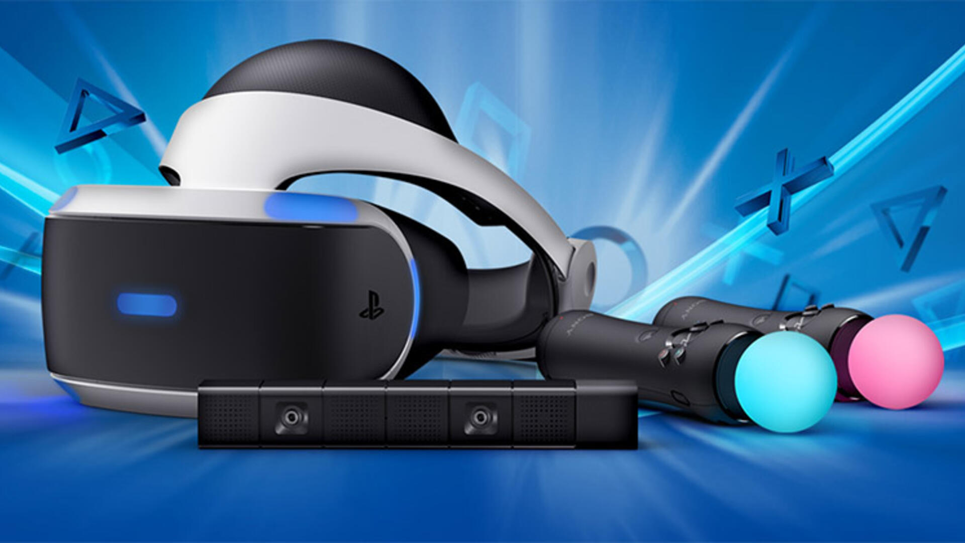 PlayStation VR Is Getting a Revamped Headset