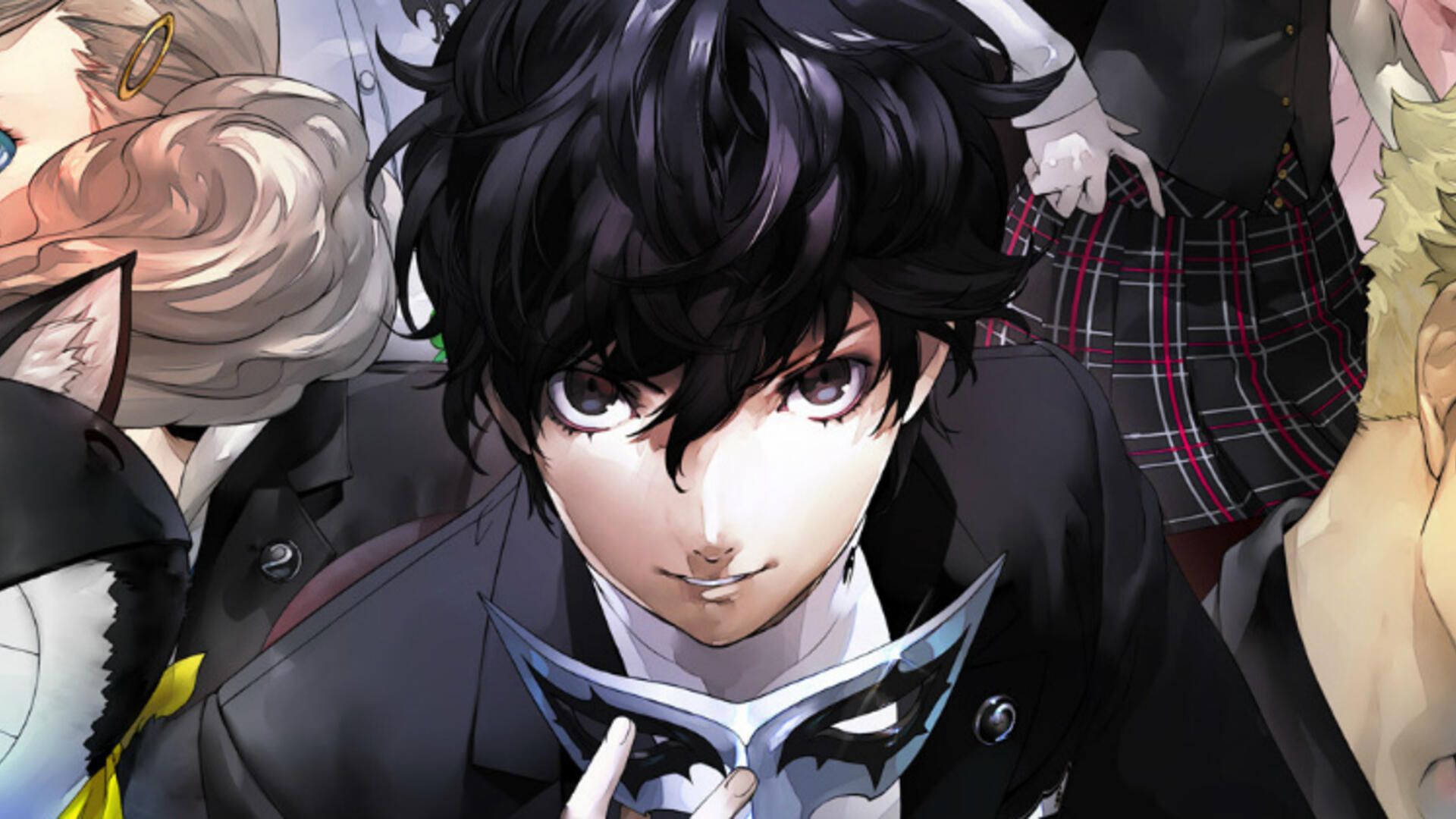 Persona 5 English Voice Cast Detailed